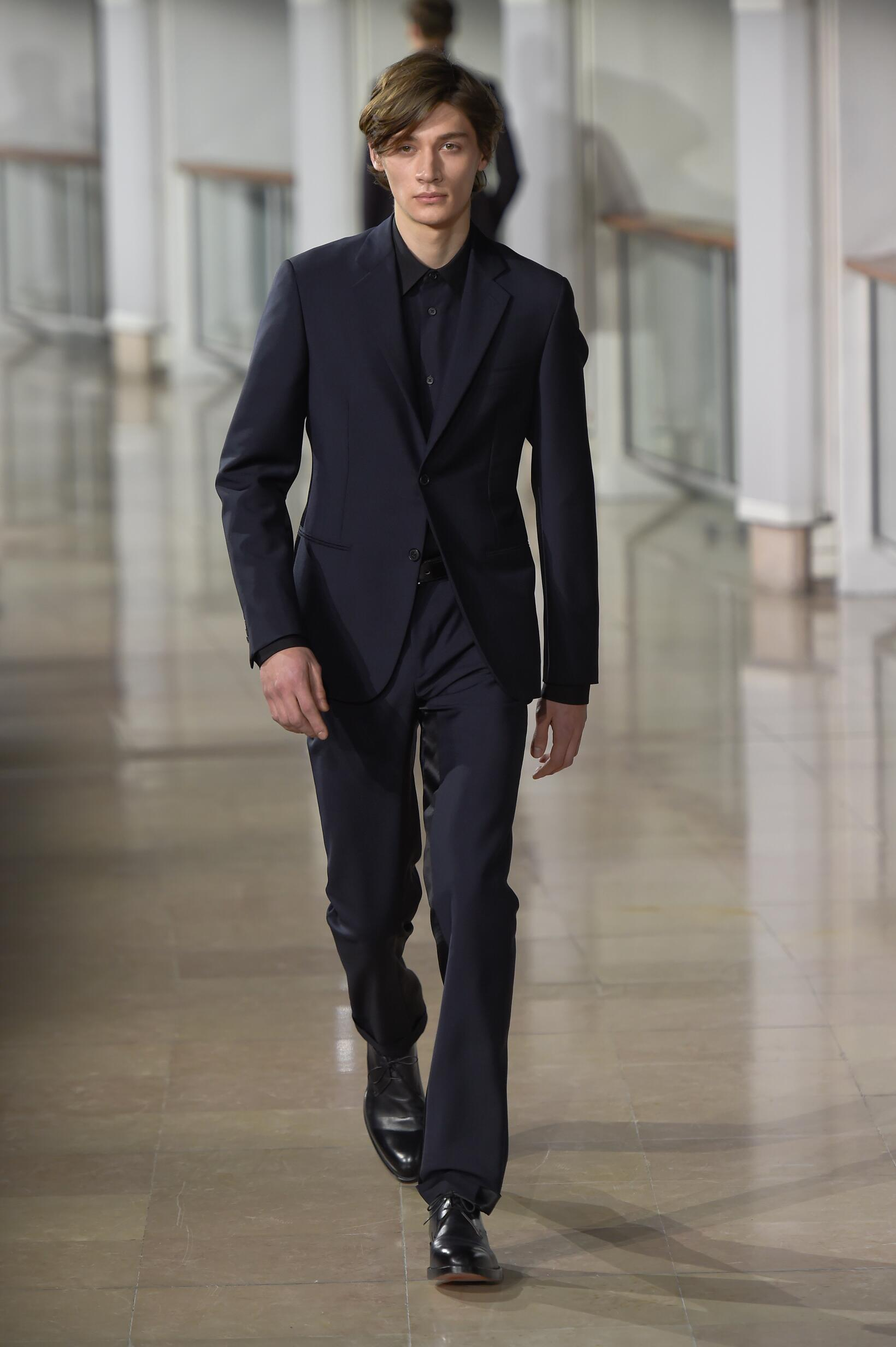 Hermès Fall Winter 2015 16 Men's Collection Paris Fashion Week