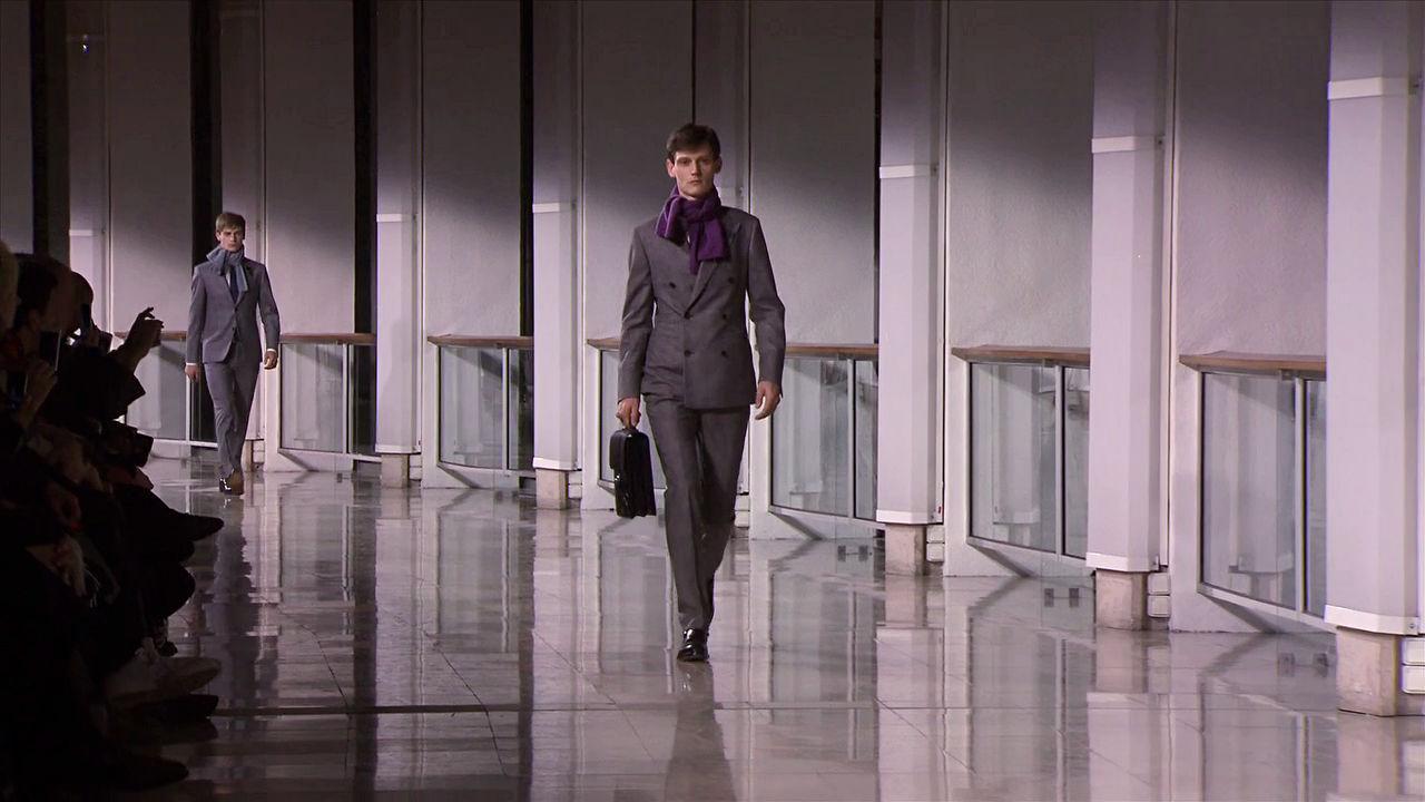 Hermès Fall Winter 2015-16 Men's Fashion Show - Paris Fashion Week