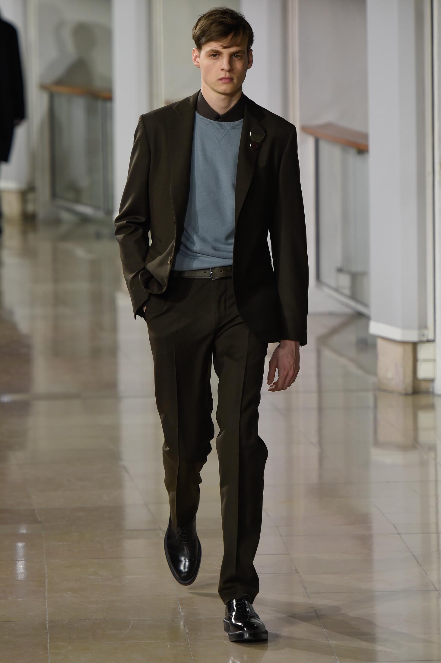 Hermès Fall Winter 2015 16 Mens Collection Paris Fashion Week