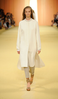 HERMÈS SPRING SUMMER 2015 WOMEN'S COLLECTION – PARIS FASHION WEEK