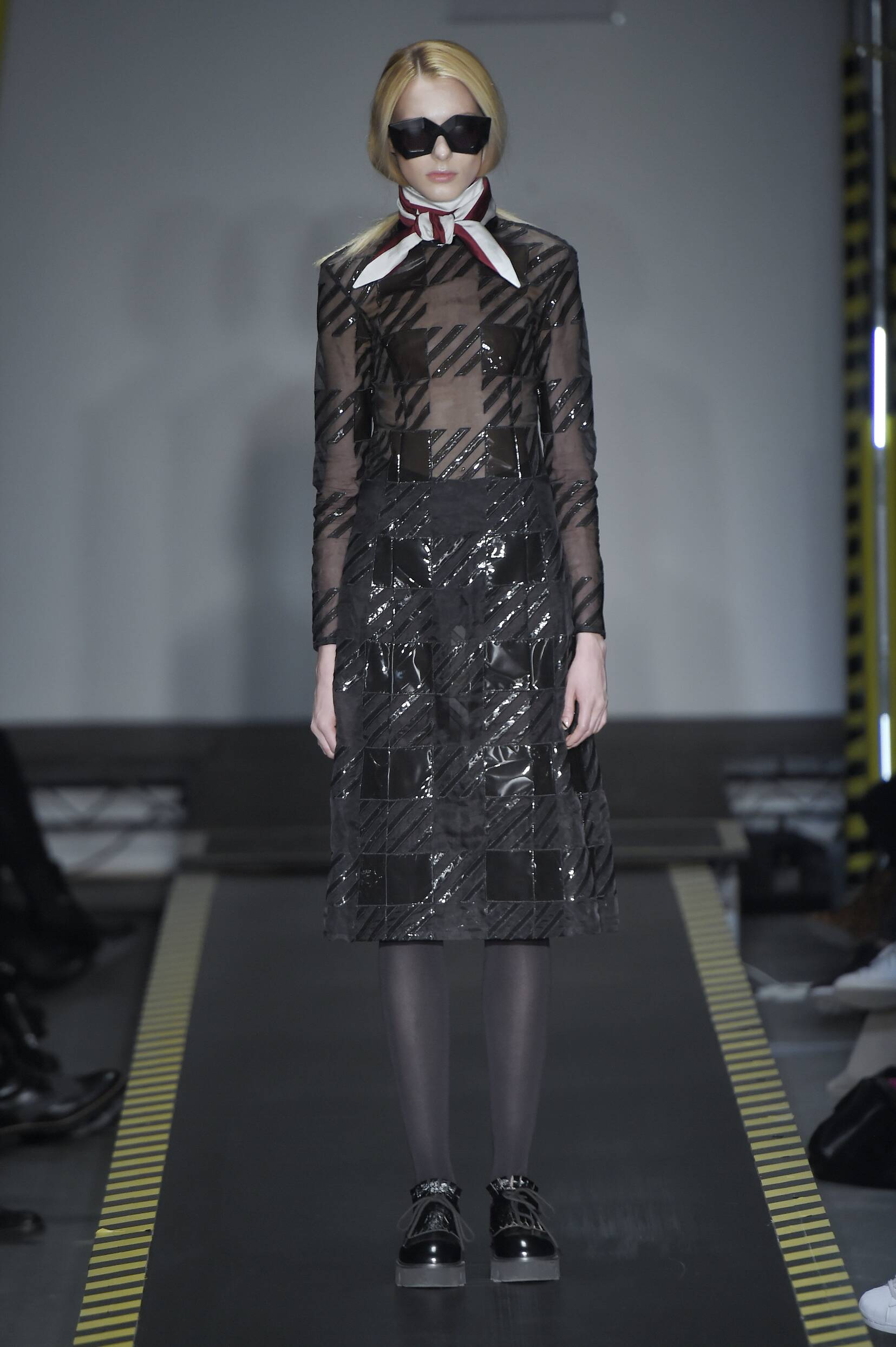 House of Holland Fall Winter 2015 16 Women's Collection London Fashion Week Fashion Show