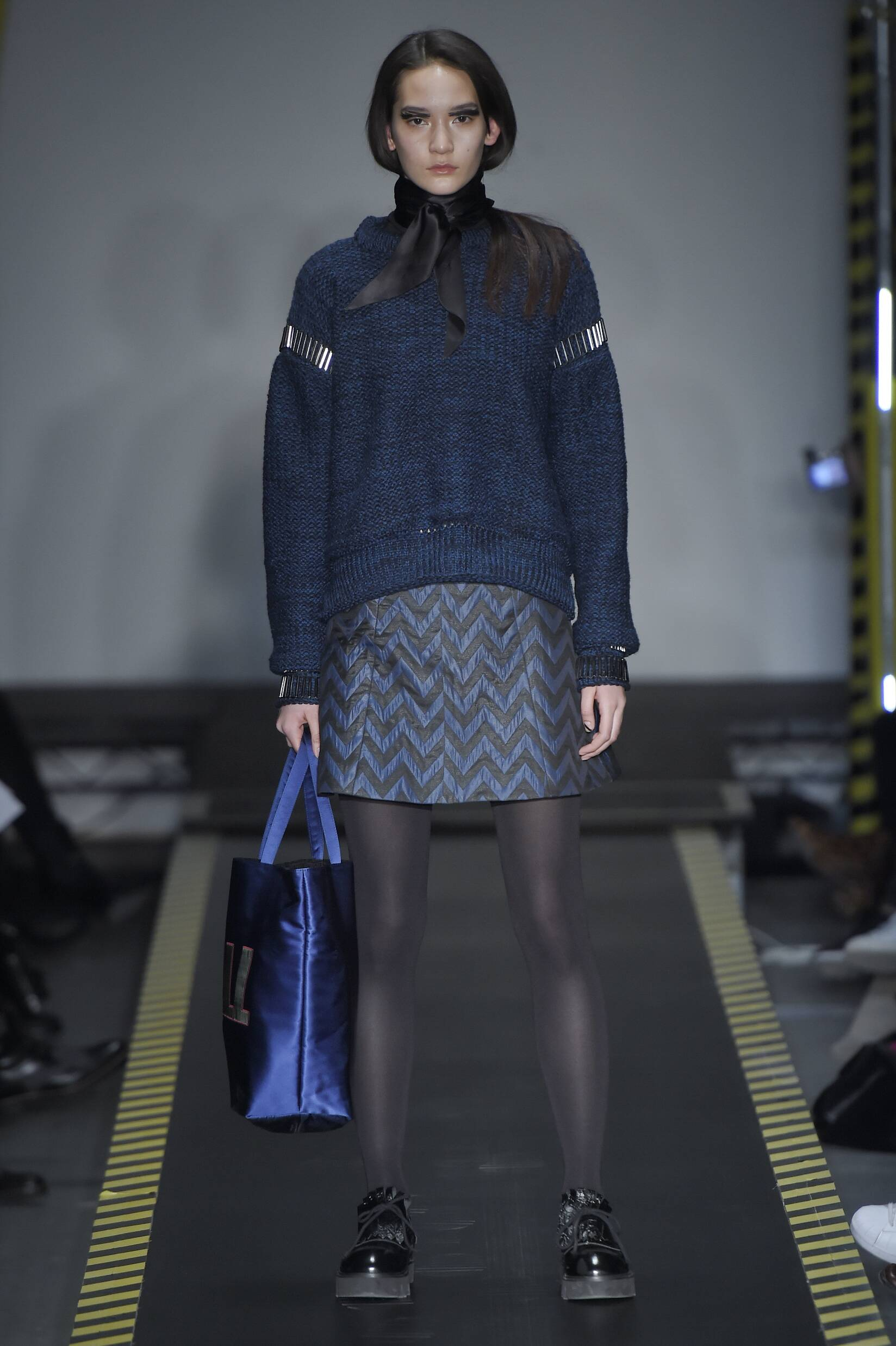 House of Holland Fall Winter 2015 16 Womens Collection London Fashion Week