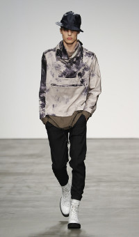 ICEBERG SPRING SUMMER 2015 MEN'S COLLECTION – MILANO FASHION WEEK