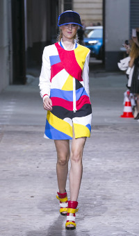 JEAN-CHARLES DE CASTELBAJAC SPRING SUMMER 2015 WOMEN'S COLLECTION – PARIS FASHION WEEK