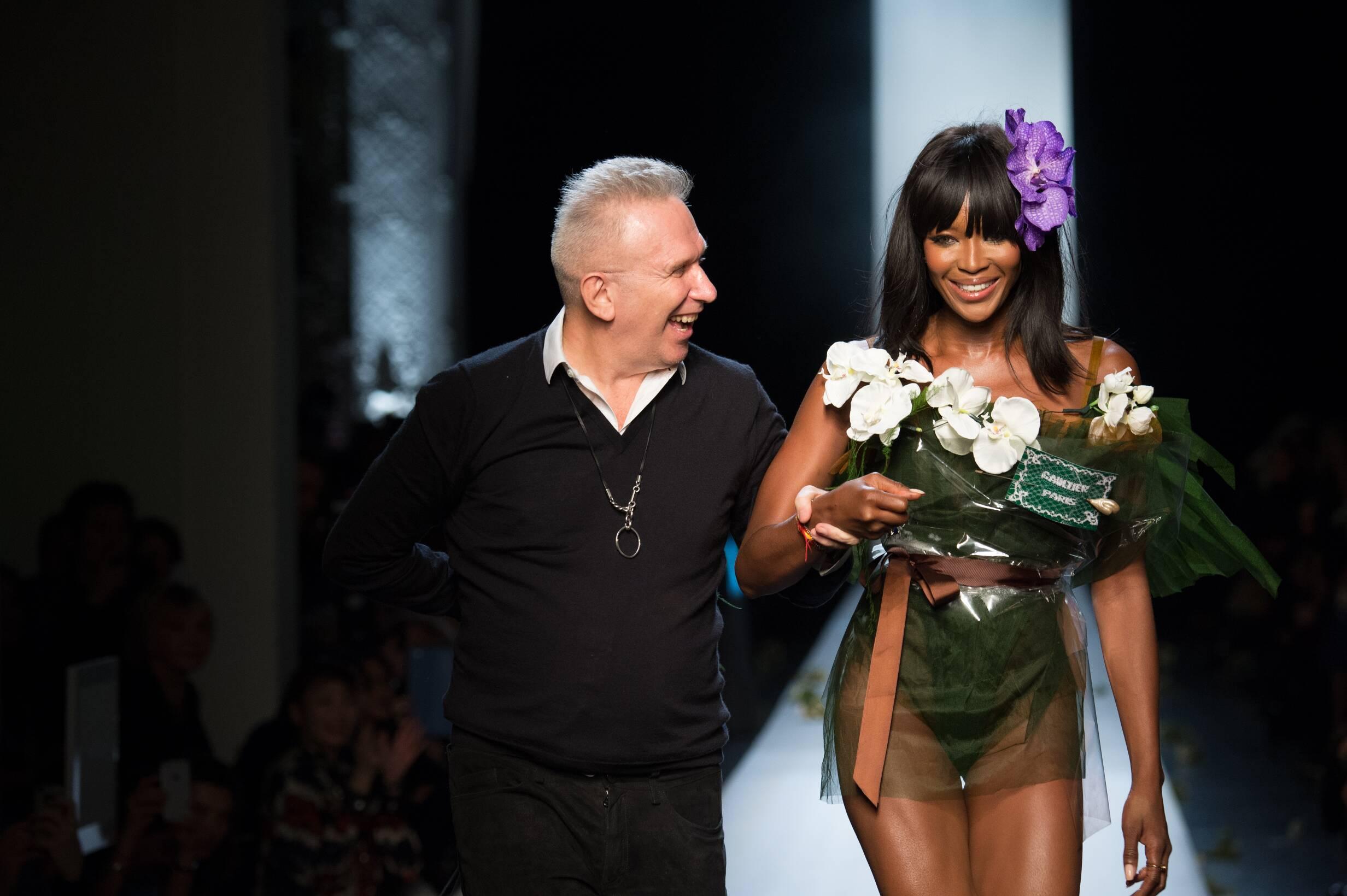 Jean Paul Gaultier 2015 Finale