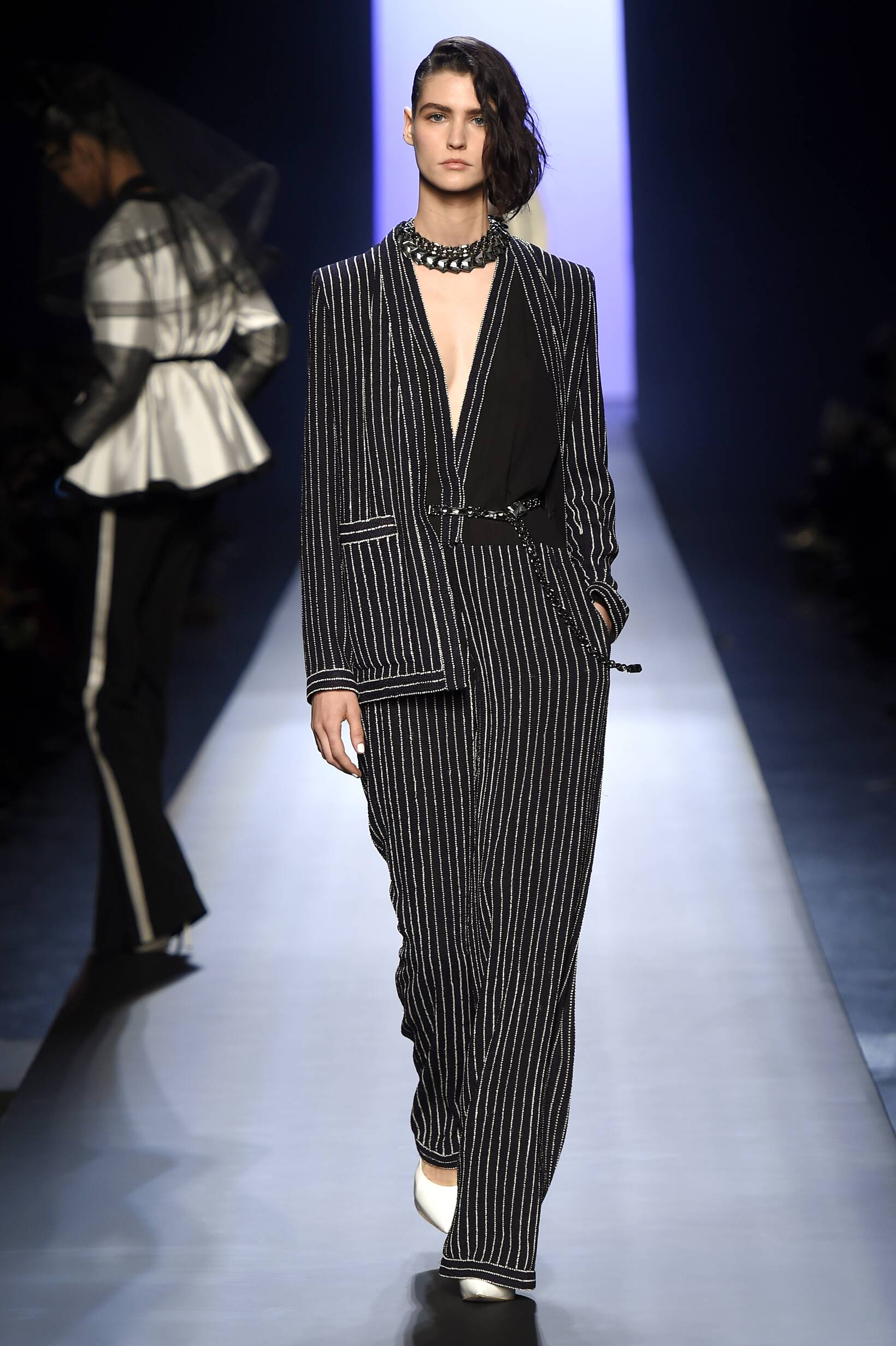 Jean Paul Gaultier Haute Couture Collection Catwalk