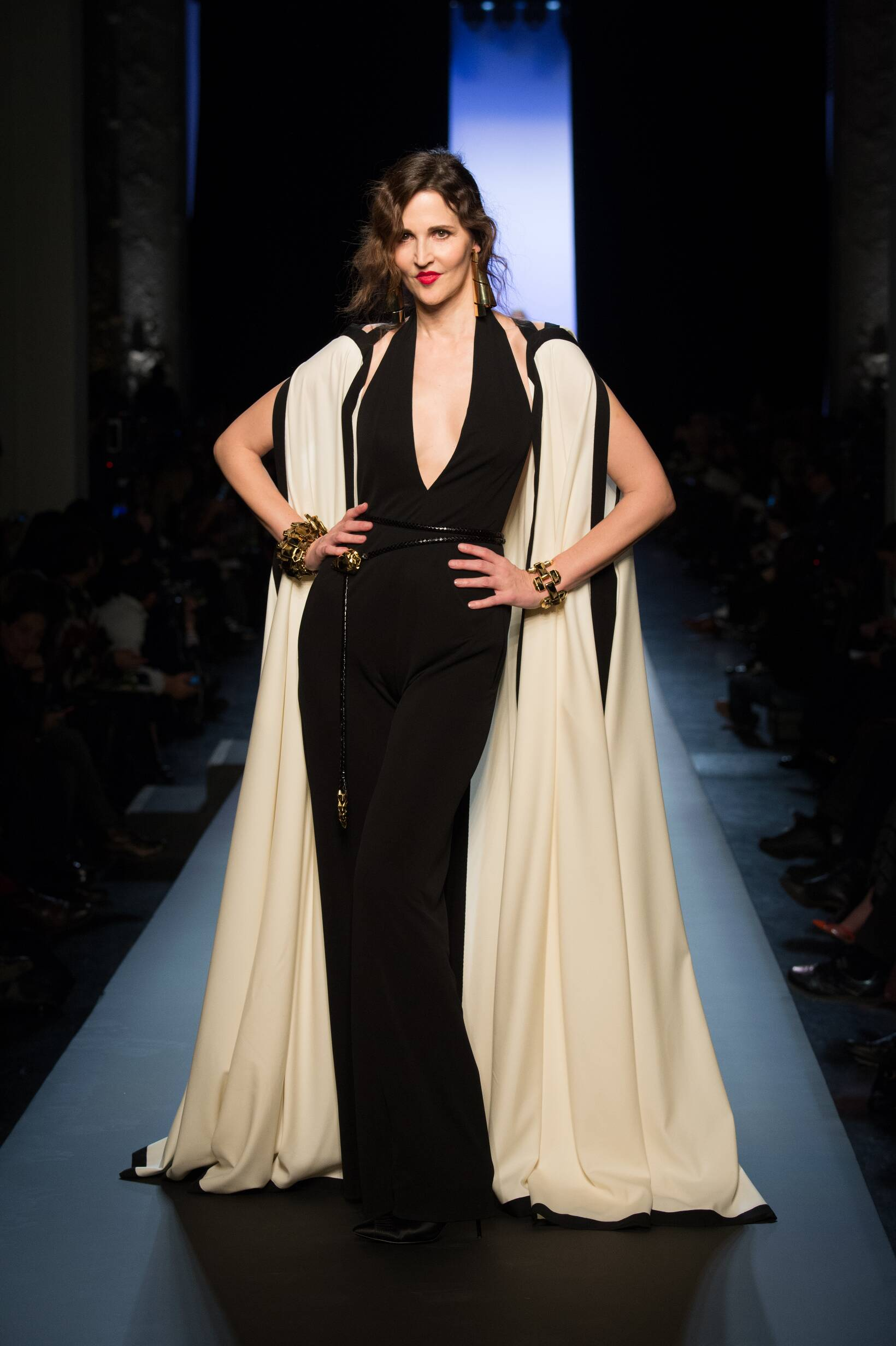 Jean Paul Gaultier Haute Couture Collection Fashion Show SS 2015
