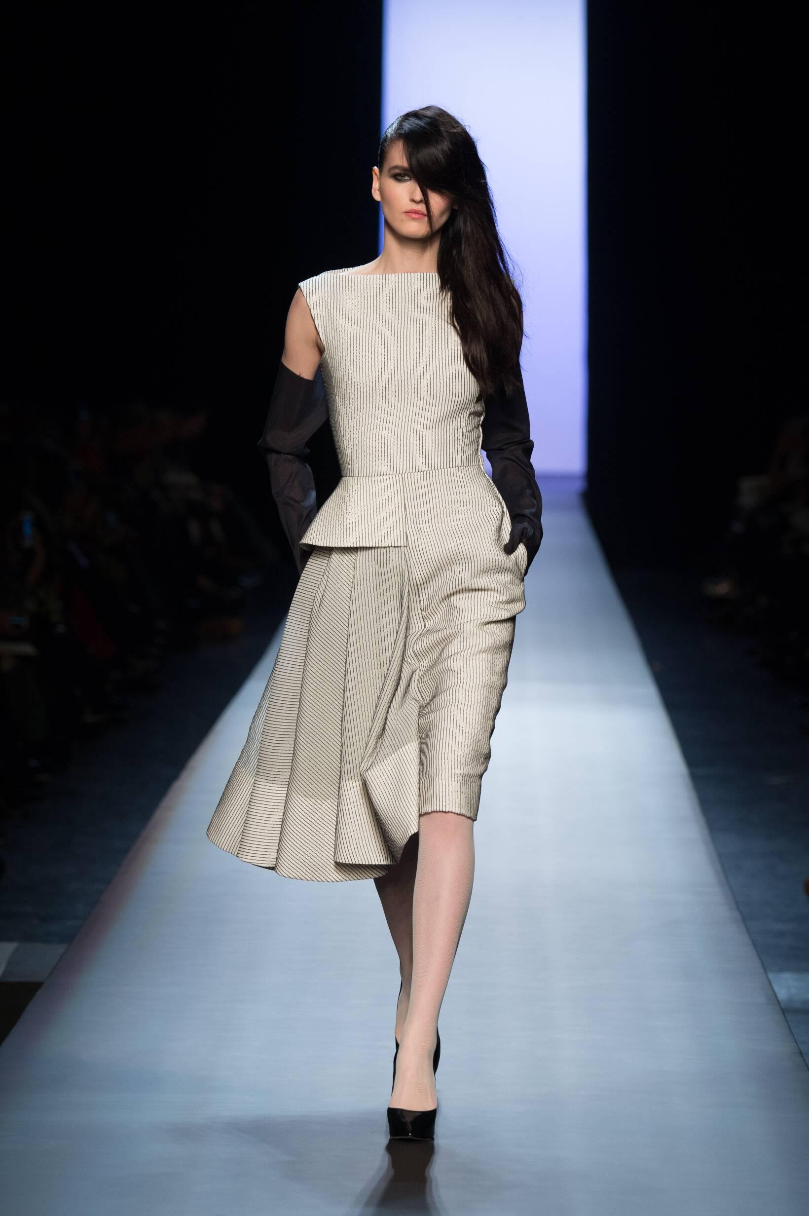 Jean Paul Gaultier Haute Couture Collection Paris Fashion Week Womenswear
