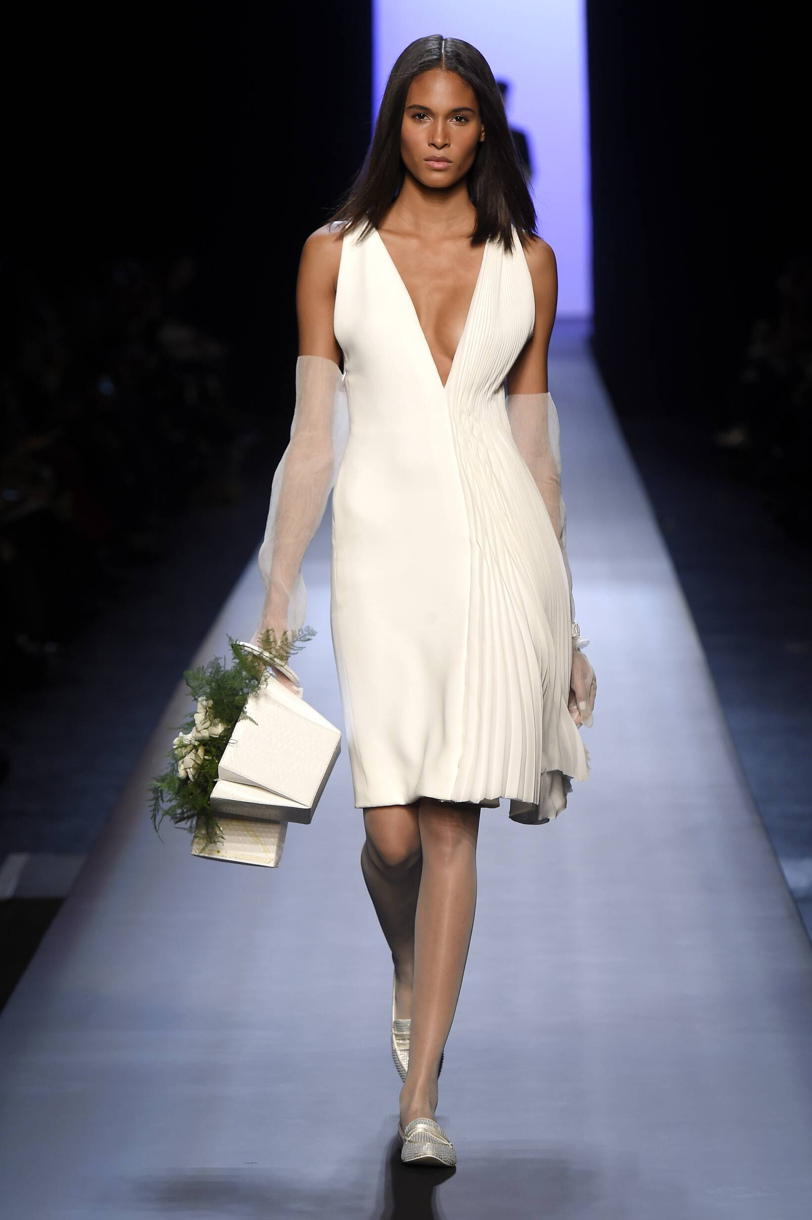 Jean Paul Gaultier Haute Couture Collection Paris Fashion Week