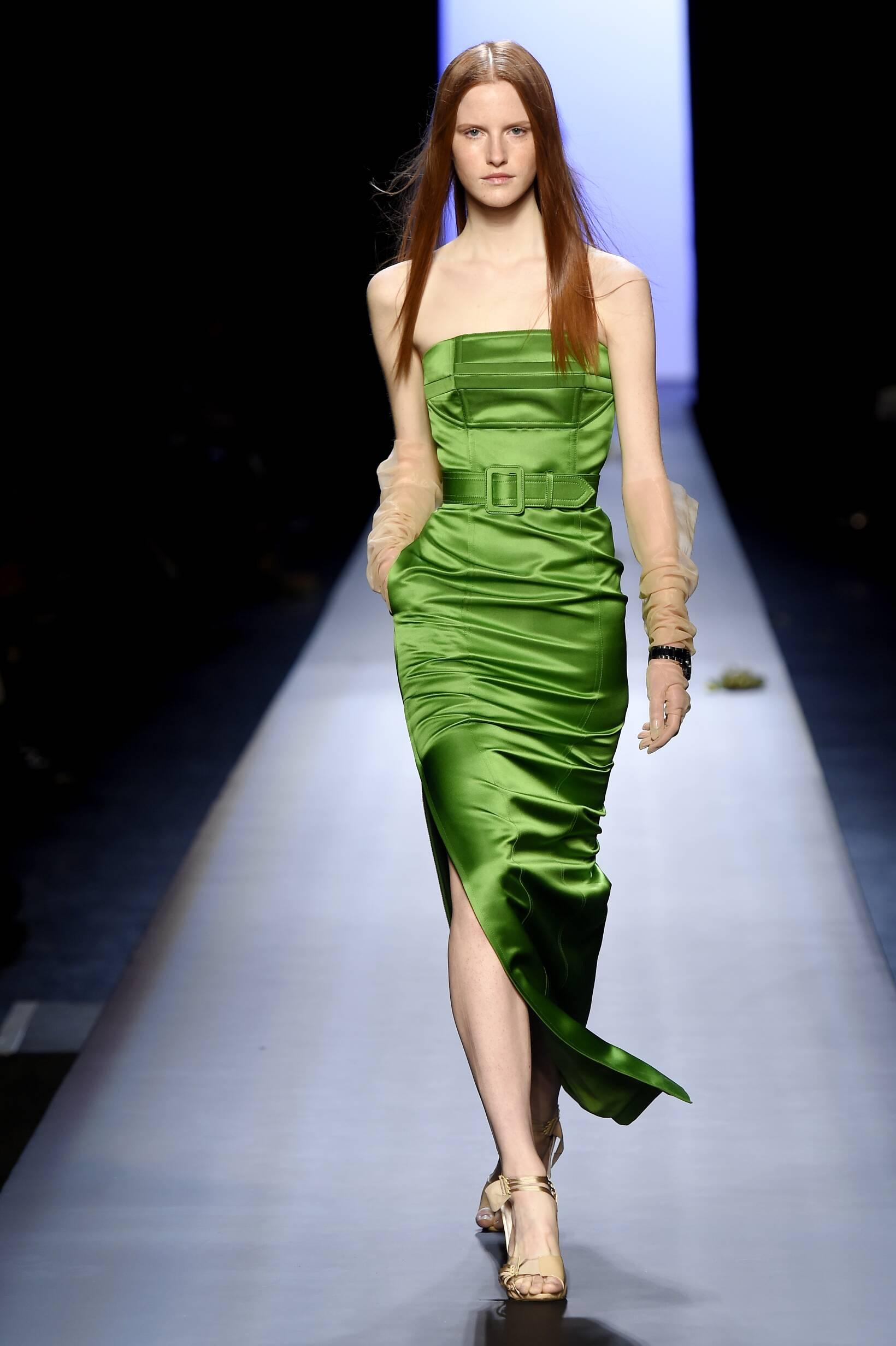 Jean Paul Gaultier Haute Couture Collection Women's 2015
