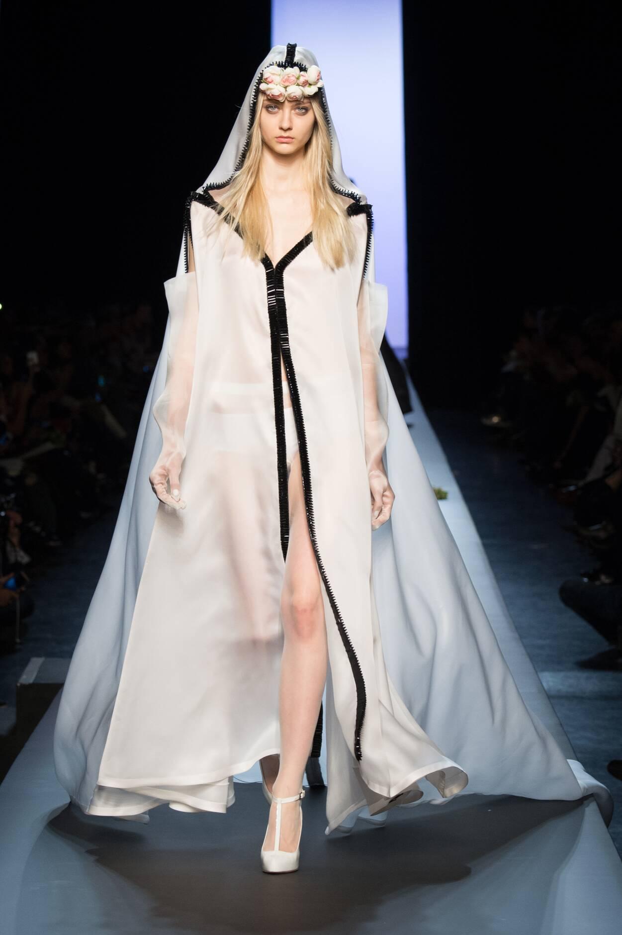 Jean Paul Gaultier Haute Couture Fashion Show