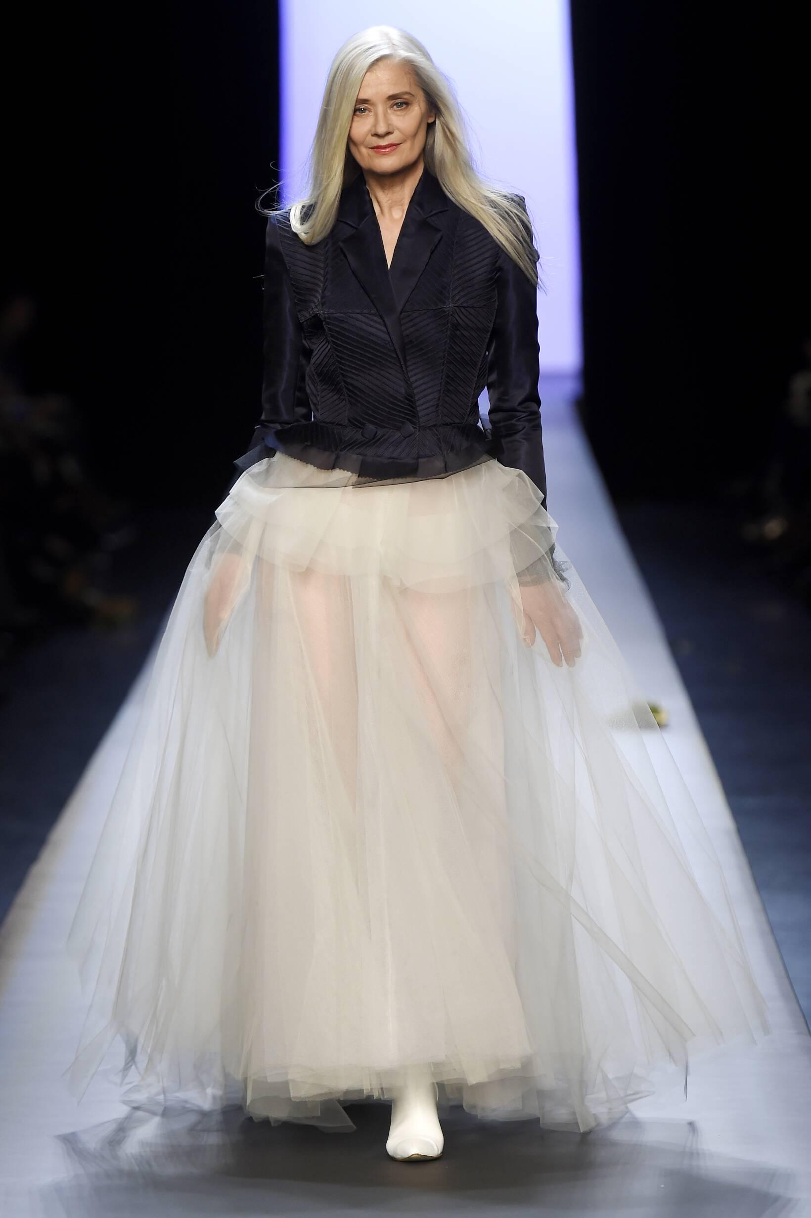 Jean Paul Gaultier Haute Couture Fashion
