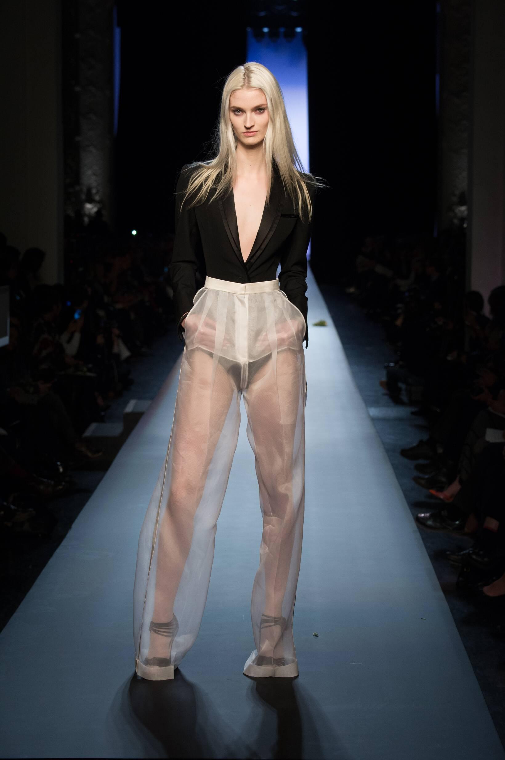 Jean Paul Gaultier Haute Couture Runway