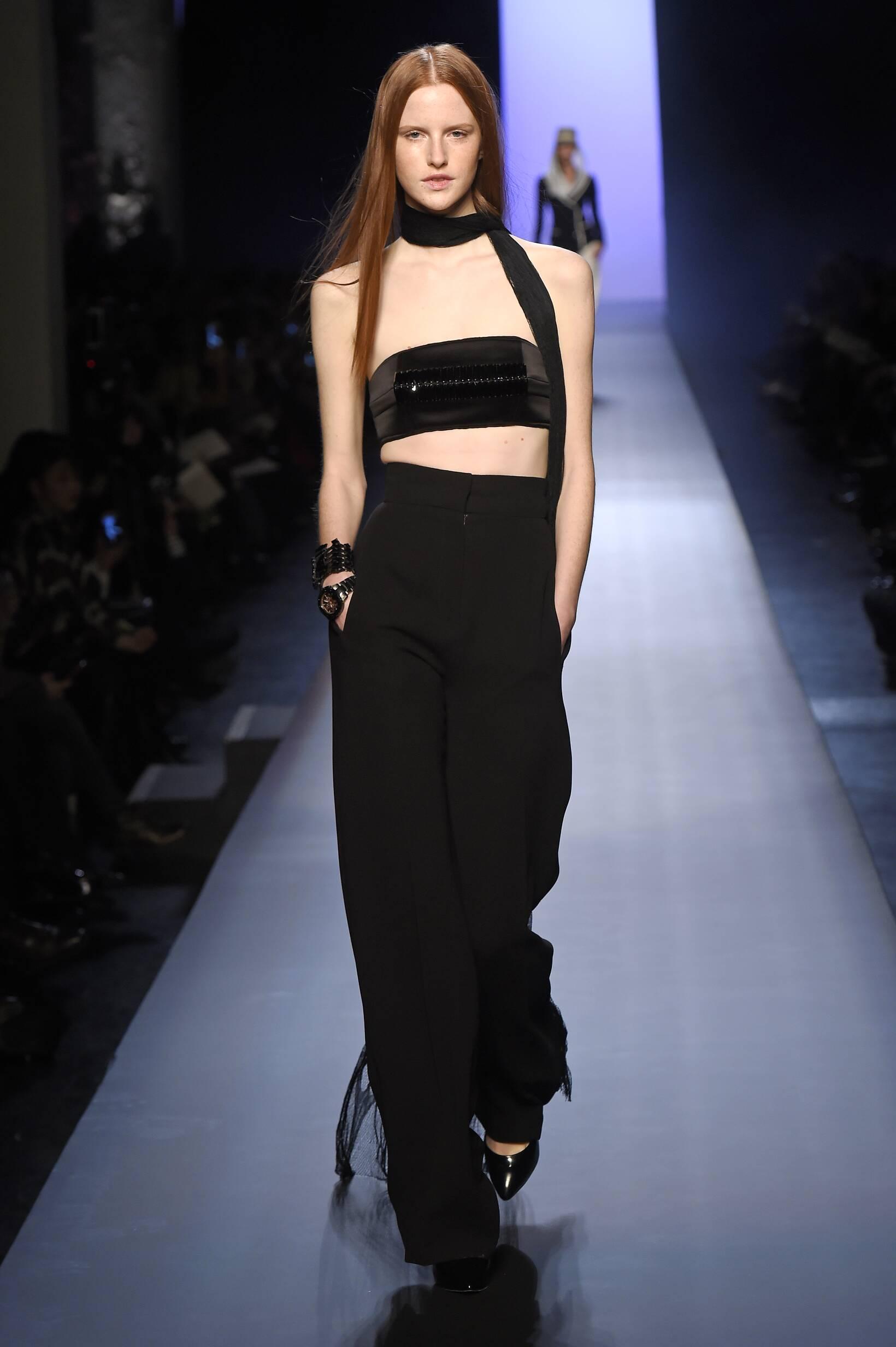 Jean Paul Gaultier Haute Couture Spring Summer 2015 Women's Collection Paris Fashion Week Fashion Show