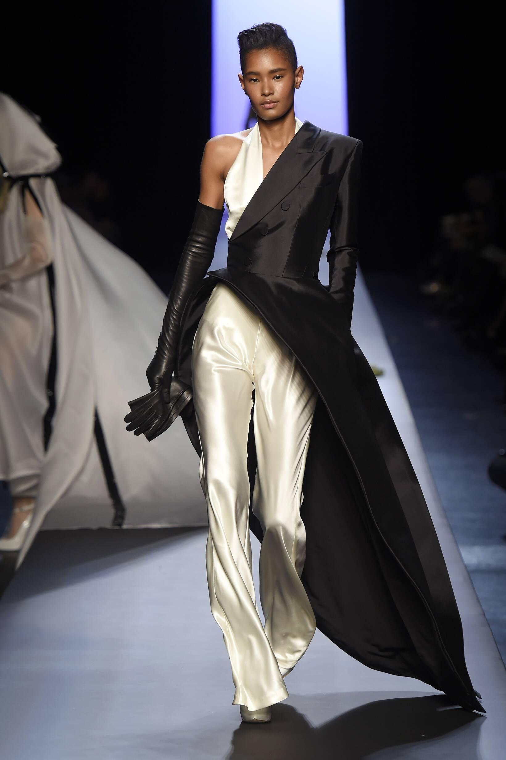Jean Paul Gaultier Haute Couture Spring Summer 2015 Women's Collection Paris Fashion Week