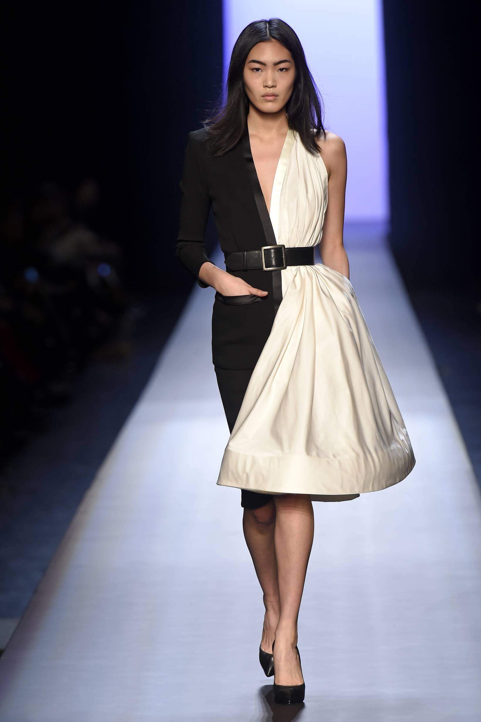 Jean Paul Gaultier Haute Couture Women's Collection 2015
