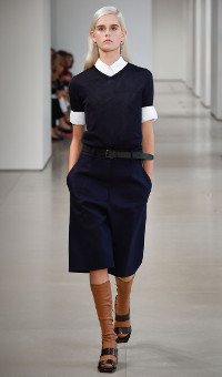JIL SANDER SPRING SUMMER 2015 WOMEN'S COLLECTION – MILANO FASHION WEEK