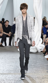 JOHN VARVATOS SPRING SUMMER 2015 MEN'S COLLECTION – MILANO FASHION WEEK