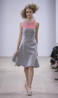 JULIEN DAVID SPRING 2015 WOMEN'S COLLECTION – PARIS FASHION WEEK