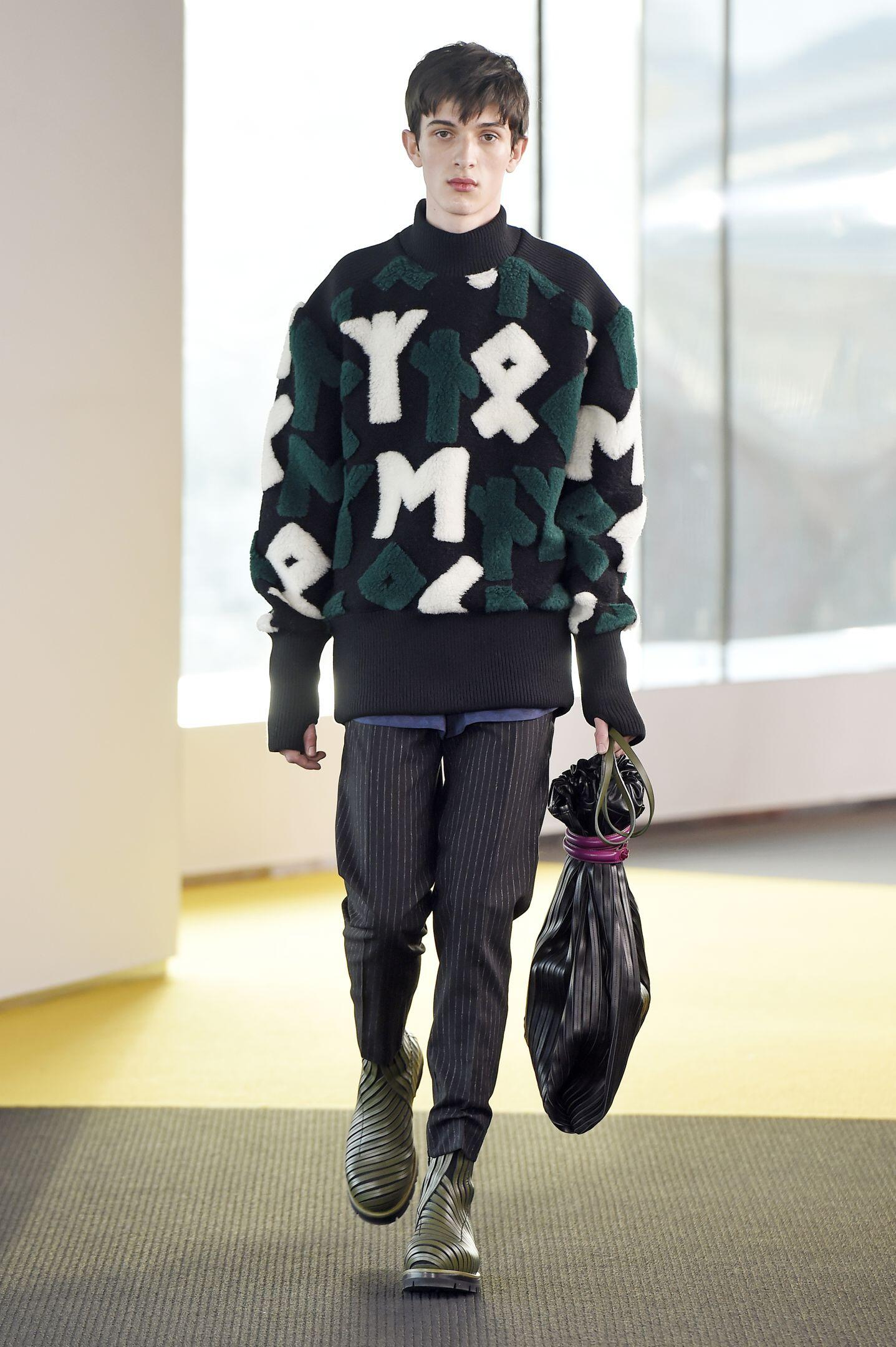 Kenzo Collection Fall 2015 Catwalk