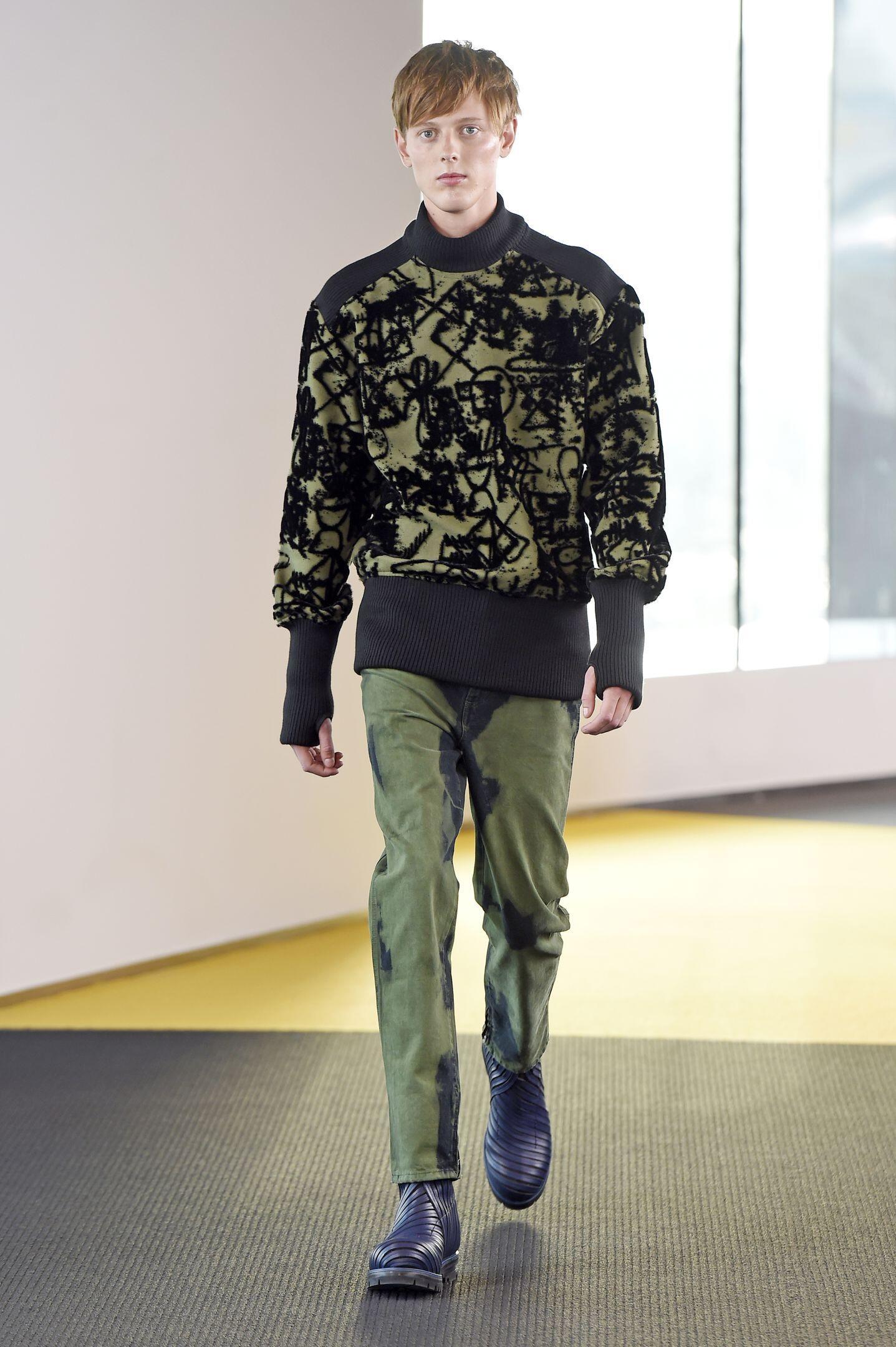 Kenzo Collection Man Paris Fashion Week