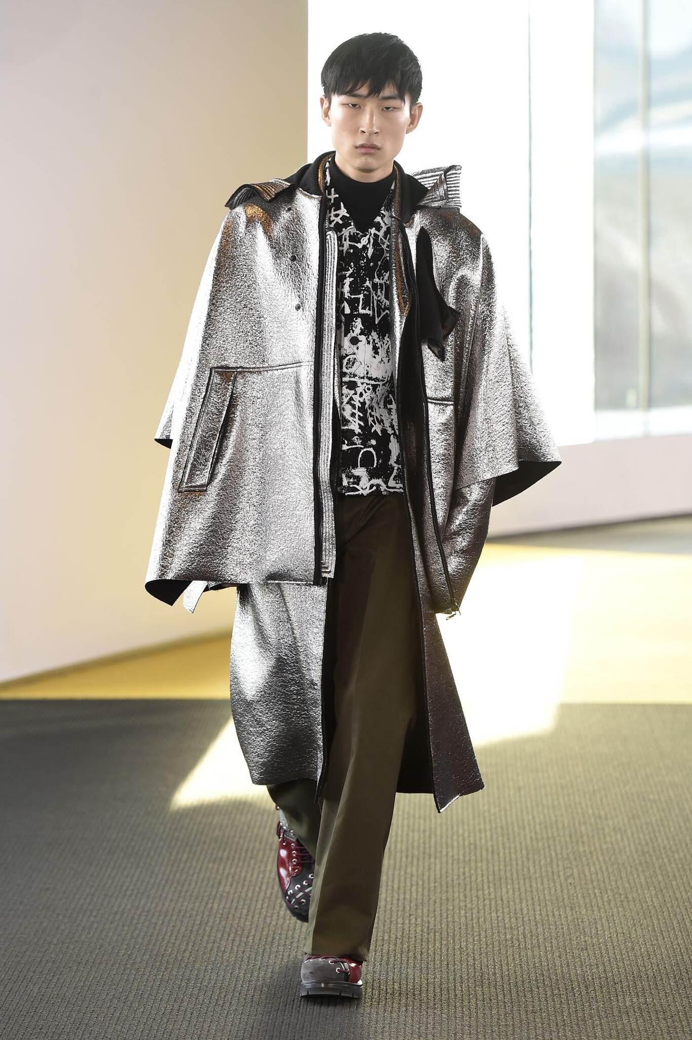 Kenzo Fall Winter 2015 16 Men's Collection Paris Fashion Week