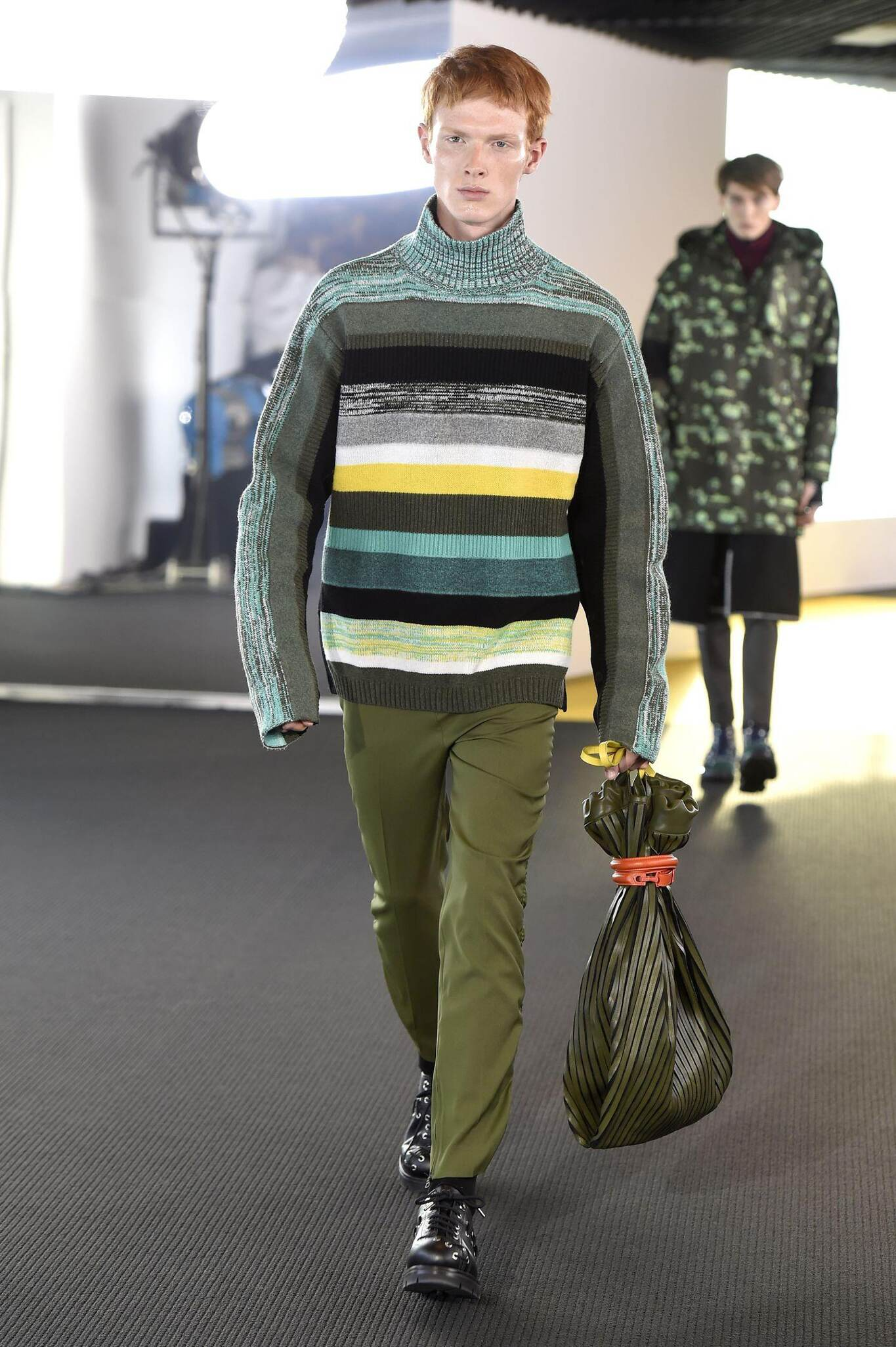 Kenzo Men's Collection 2015 2016
