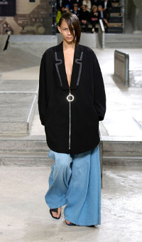 KENZO SPRING SUMMER 2015 WOMEN'S COLLECTION – PARIS FASHION WEEK