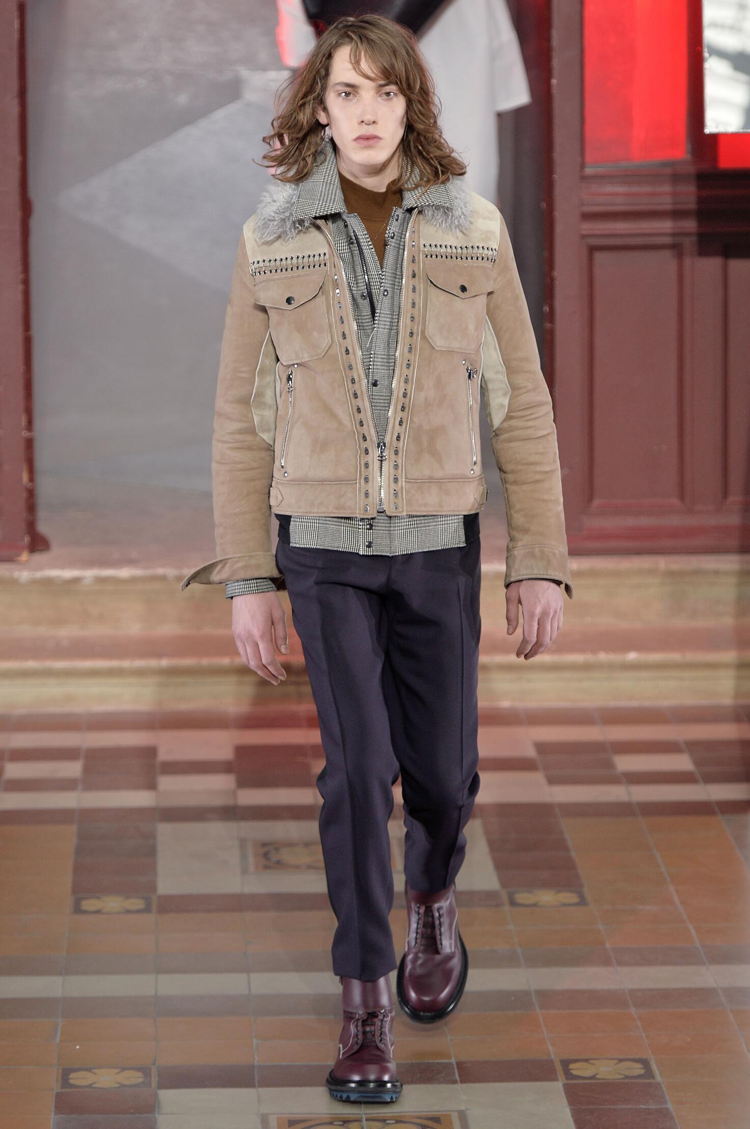 Lanvin Collection Paris Fashion Week