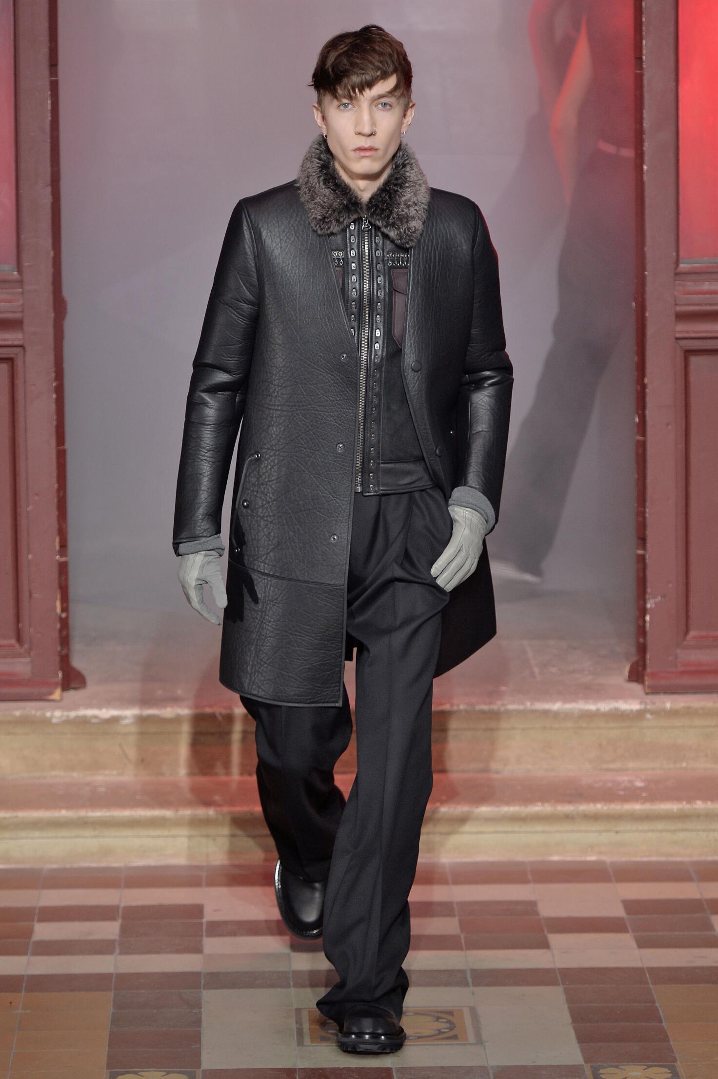 Lanvin Fall Winter 2015 16 Men's Collection Paris Fashion Week