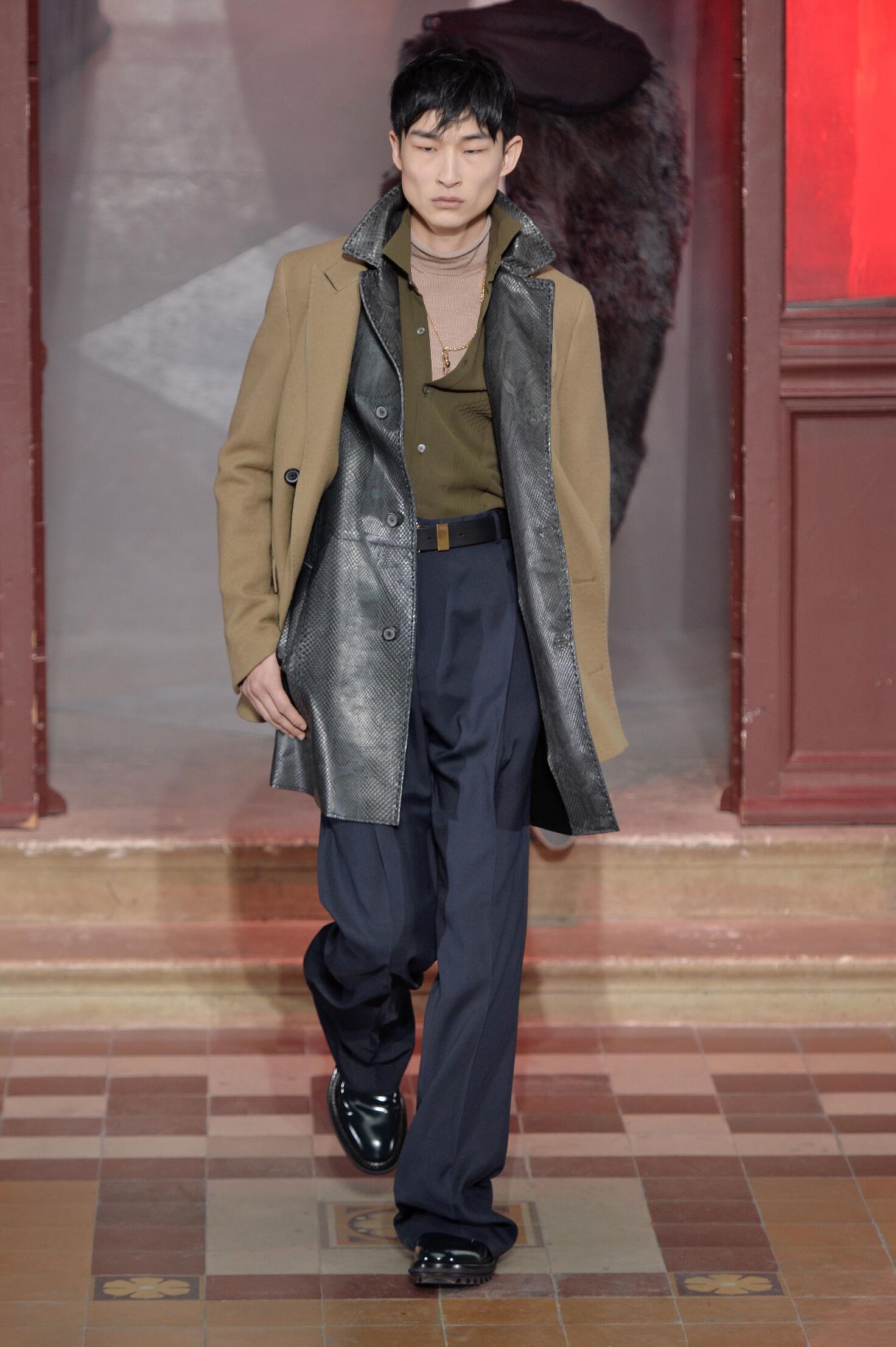 Lanvin Fall Winter 2015 16 Mens Collection Paris Fashion Week