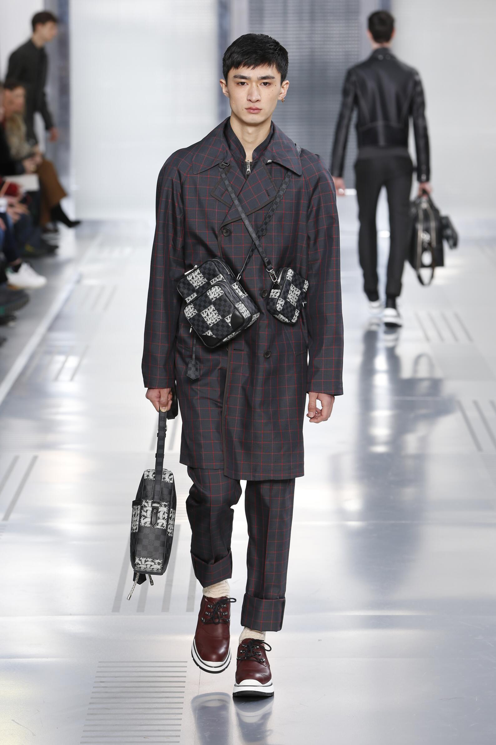 Louis Vuitton Collection Fall 2015 Catwalk