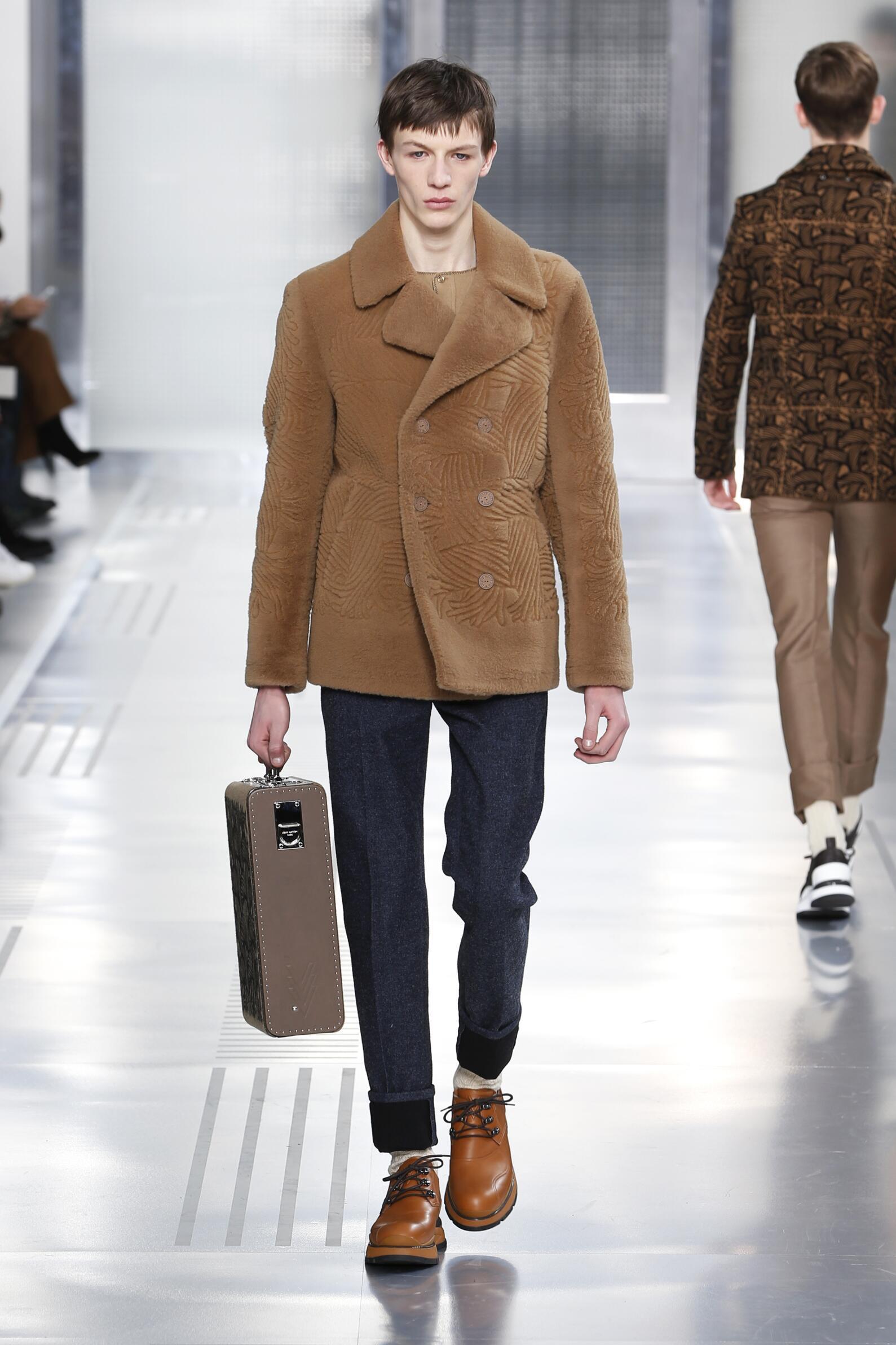 Louis Vuitton Collection Man 2015