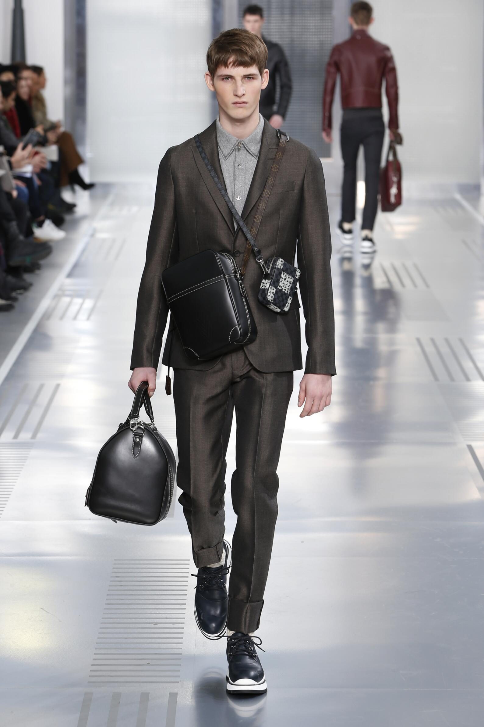 Louis Vuitton Collection Man Paris Fashion Week