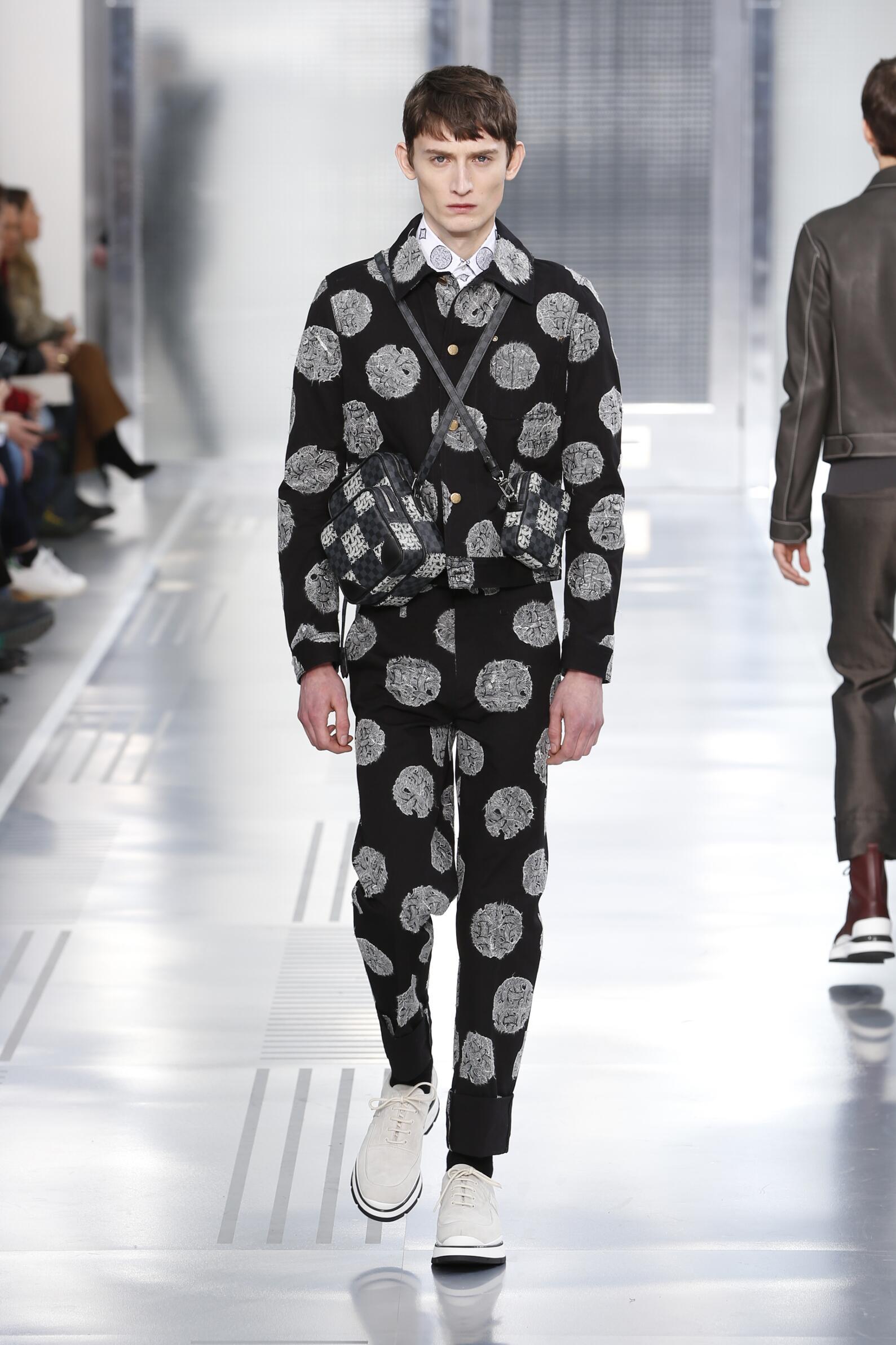 Louis Vuitton Collection Men Style