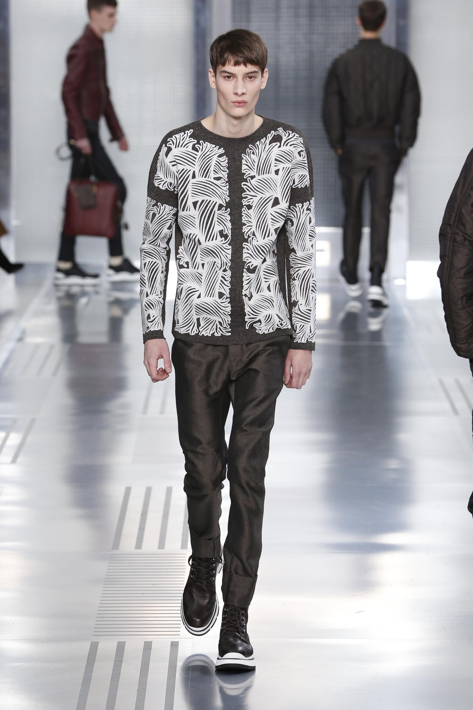Louis Vuitton Collection Paris Fashion Week Menswear