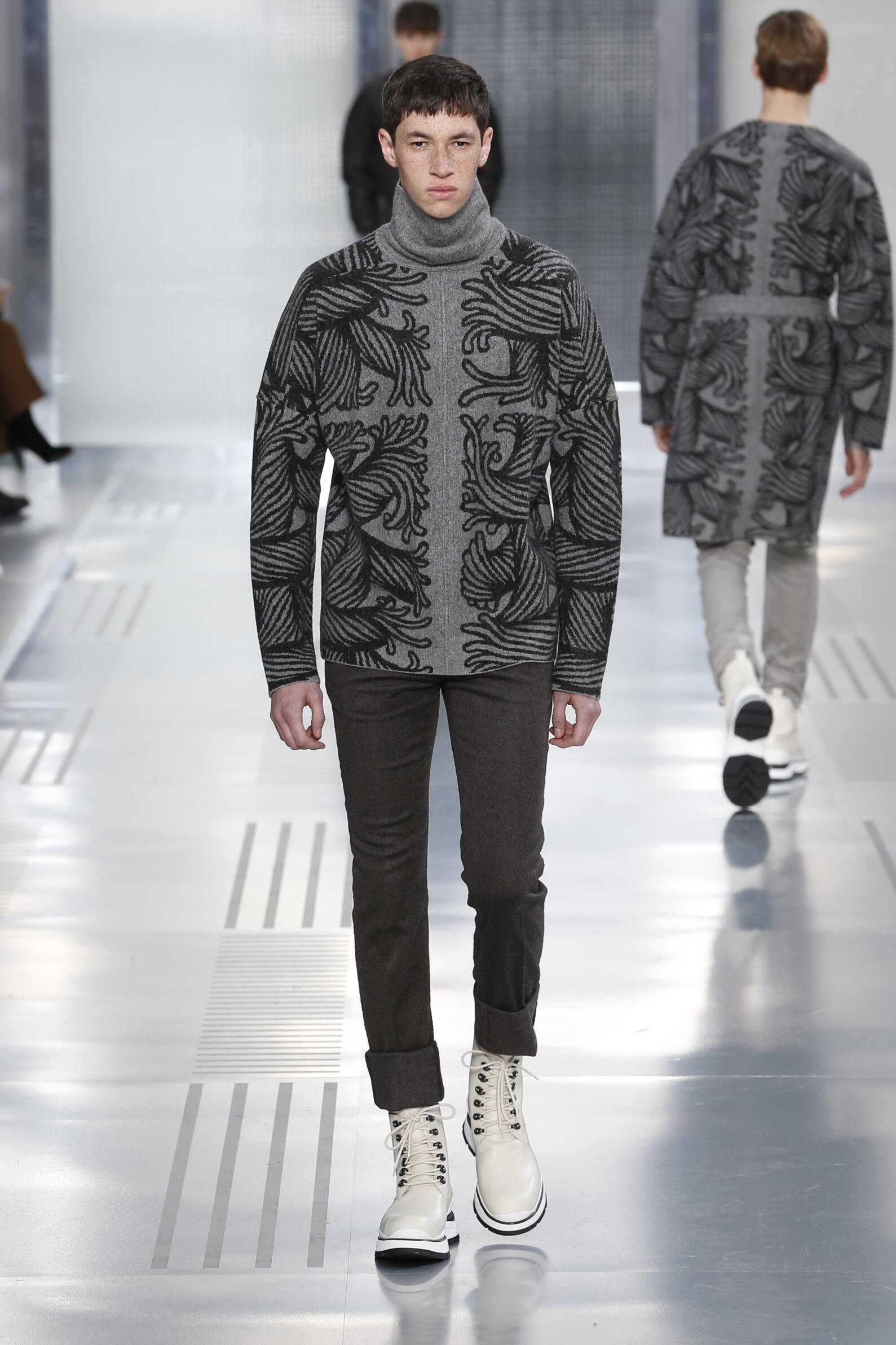 Louis Vuitton Fall Winter 2015 16 Mens Collection Paris Fashion Week