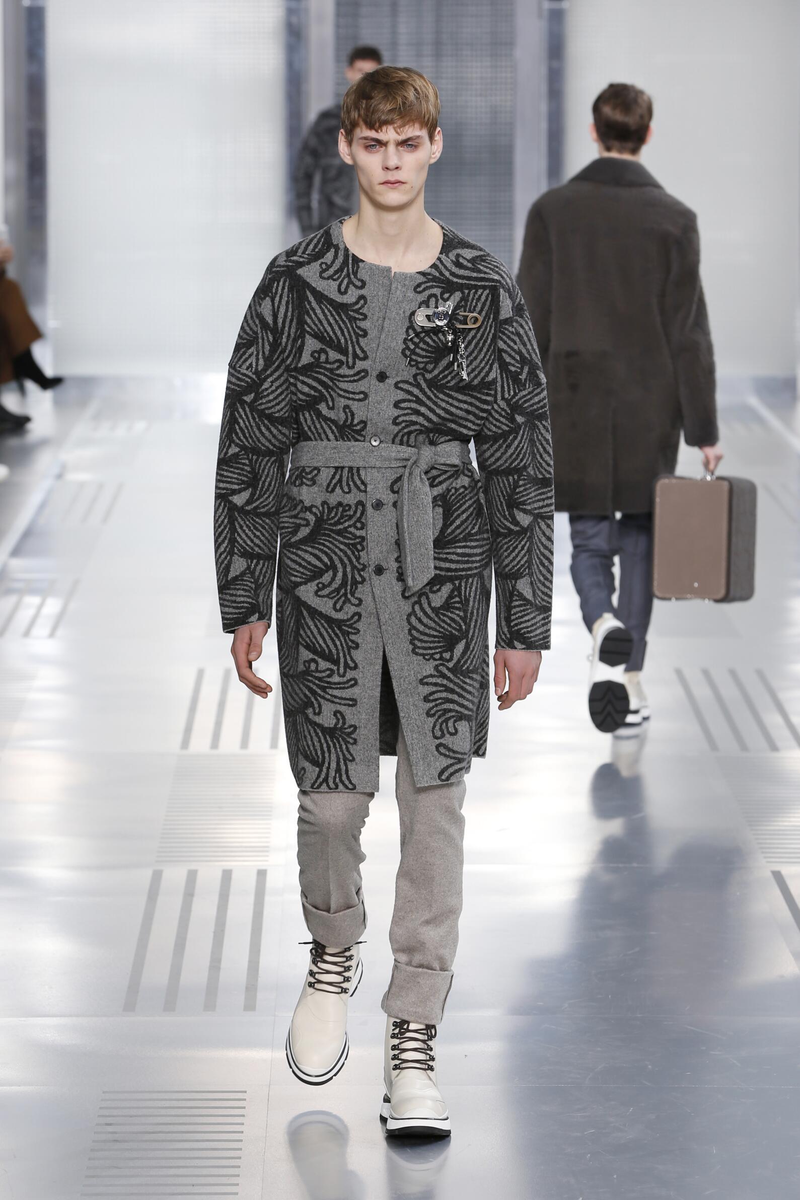 Louis Vuitton Men's Collection 2015 2016