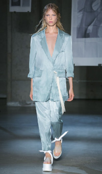 MM6 MAISON MARTIN MARGIELA SPRING SUMMER 2015 WOMEN'S COLLECTION – NEW YORK FASHION WEEK