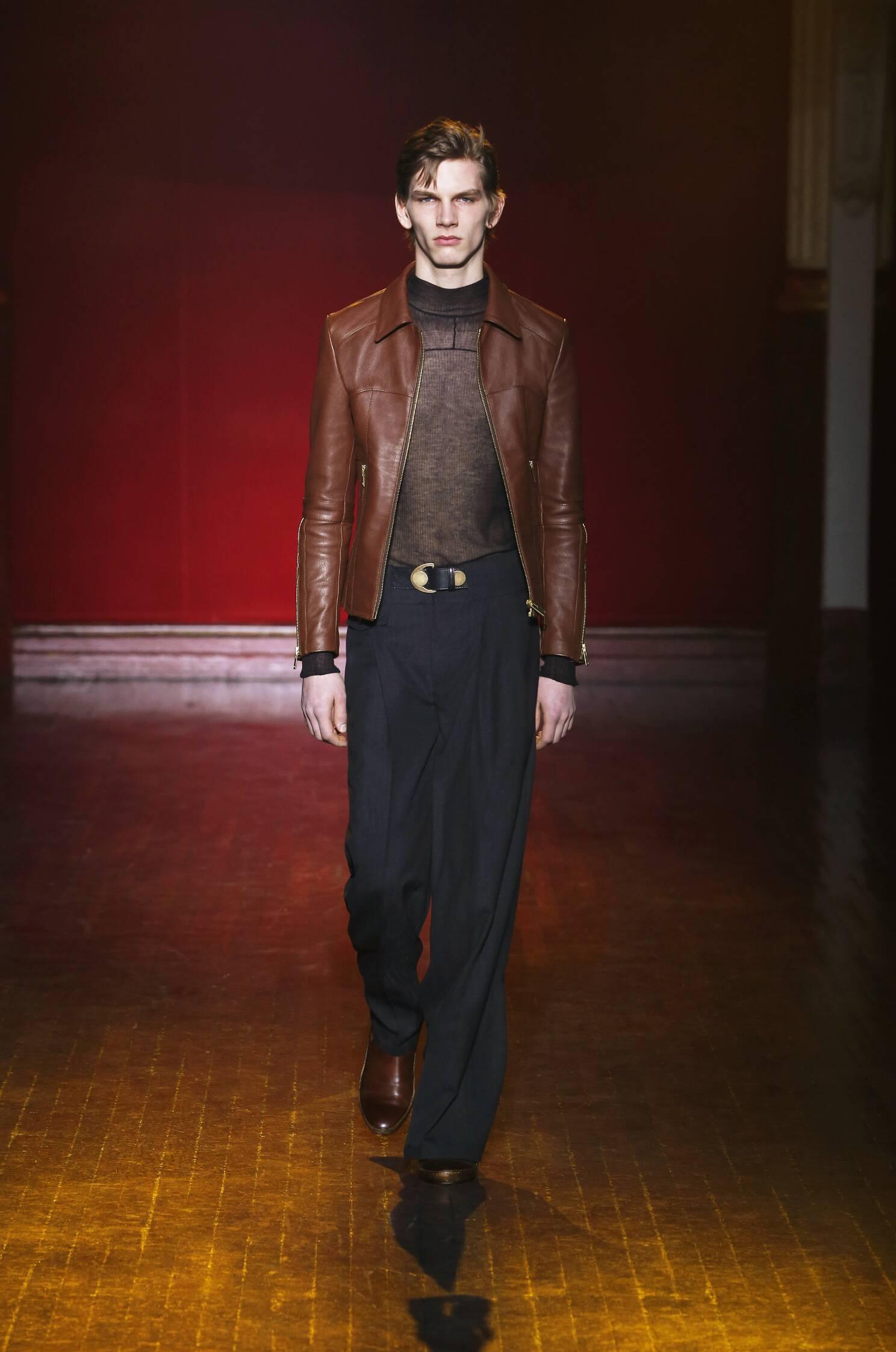 Maison Margiela Collection Man Paris Fashion Week