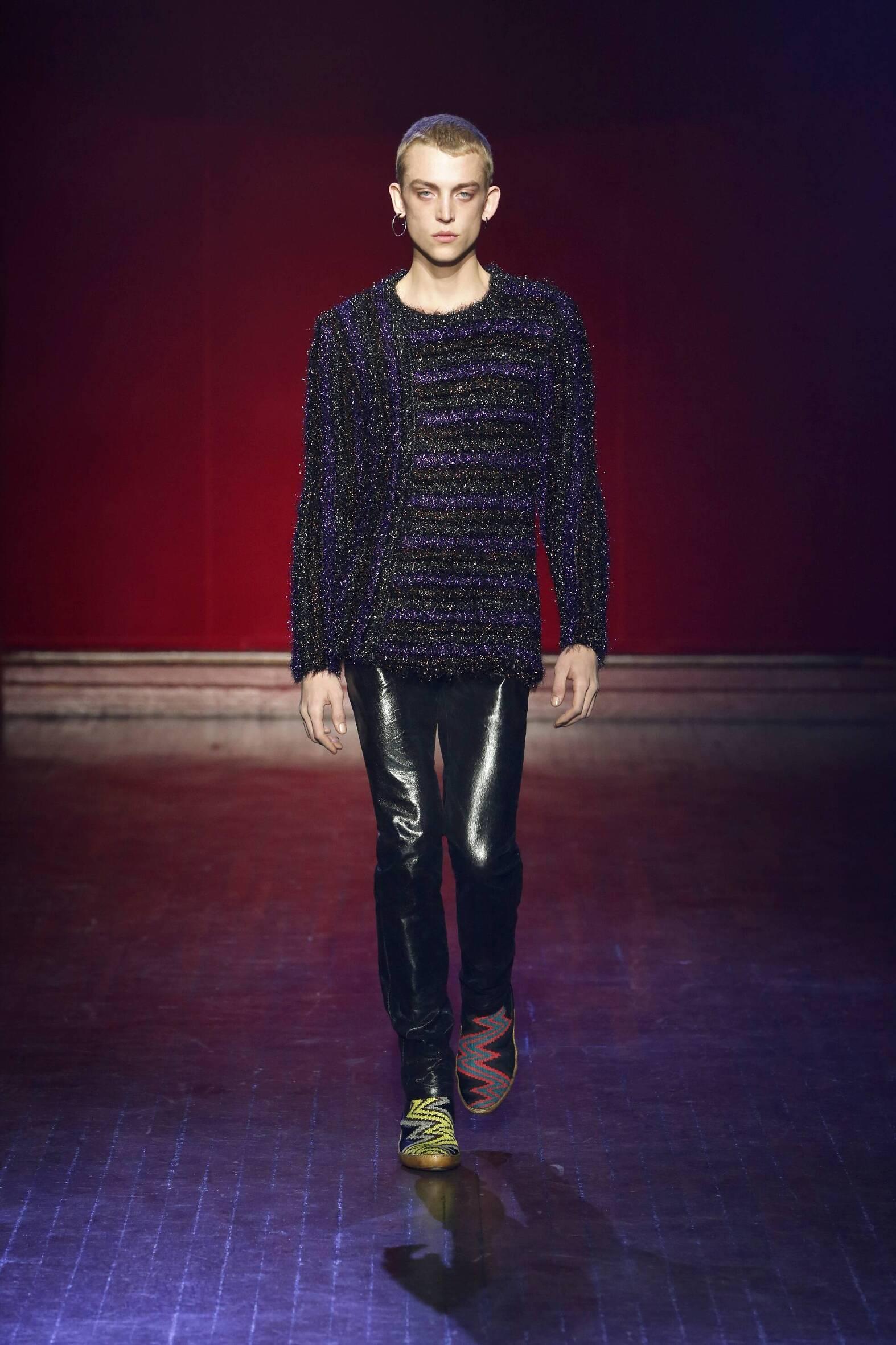 Maison Margiela Collection Winter 2015 Catwalk