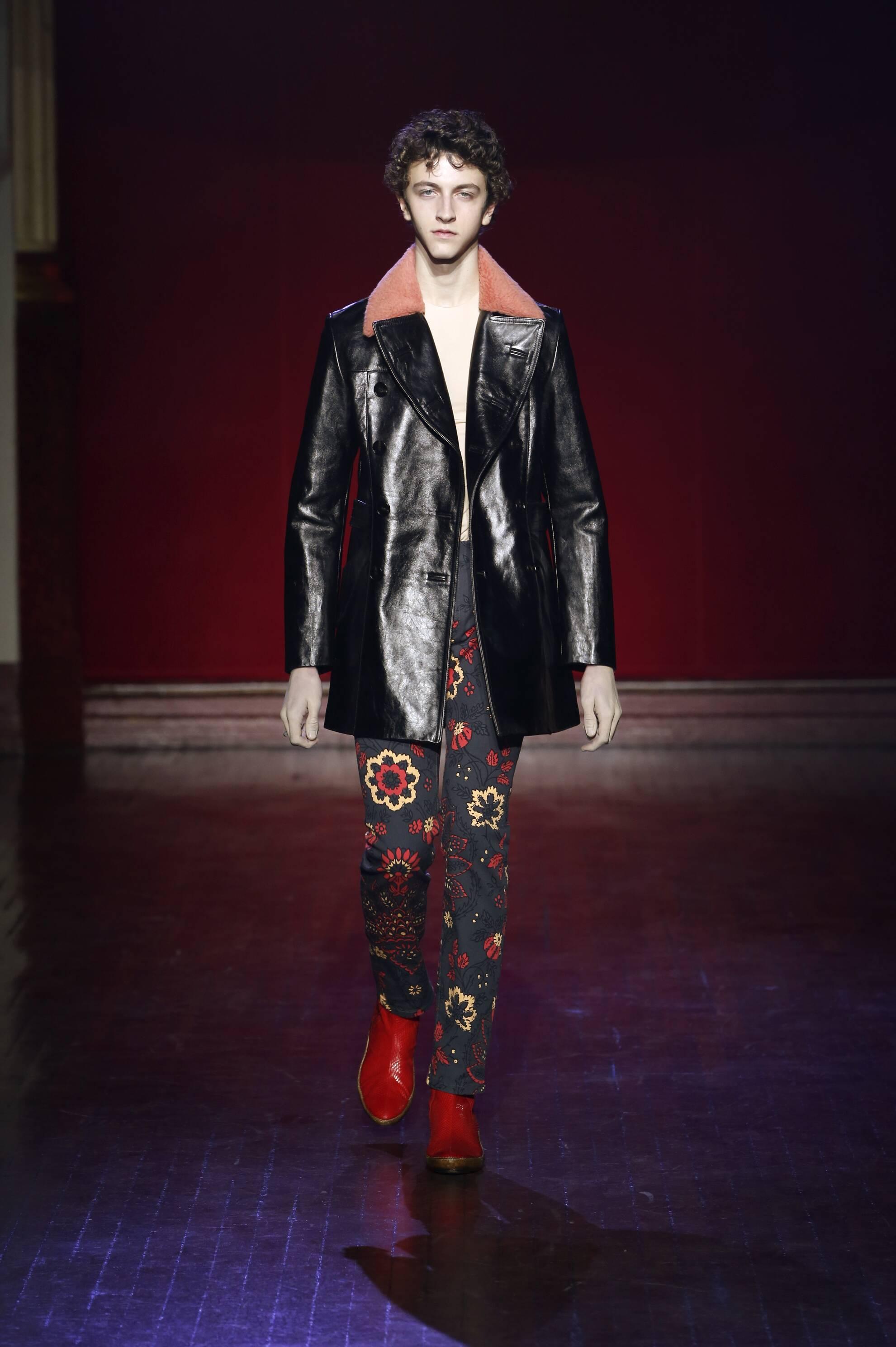 Maison Margiela Fall Winter 2015 16 Men's Collection Paris Fashion Week Fashion Show