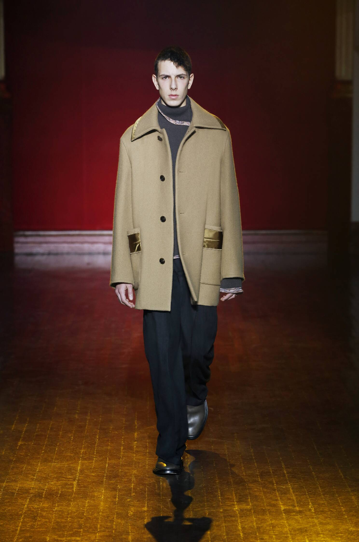 Maison Margiela Fall Winter 2015 16 Mens Collection Paris Fashion Week