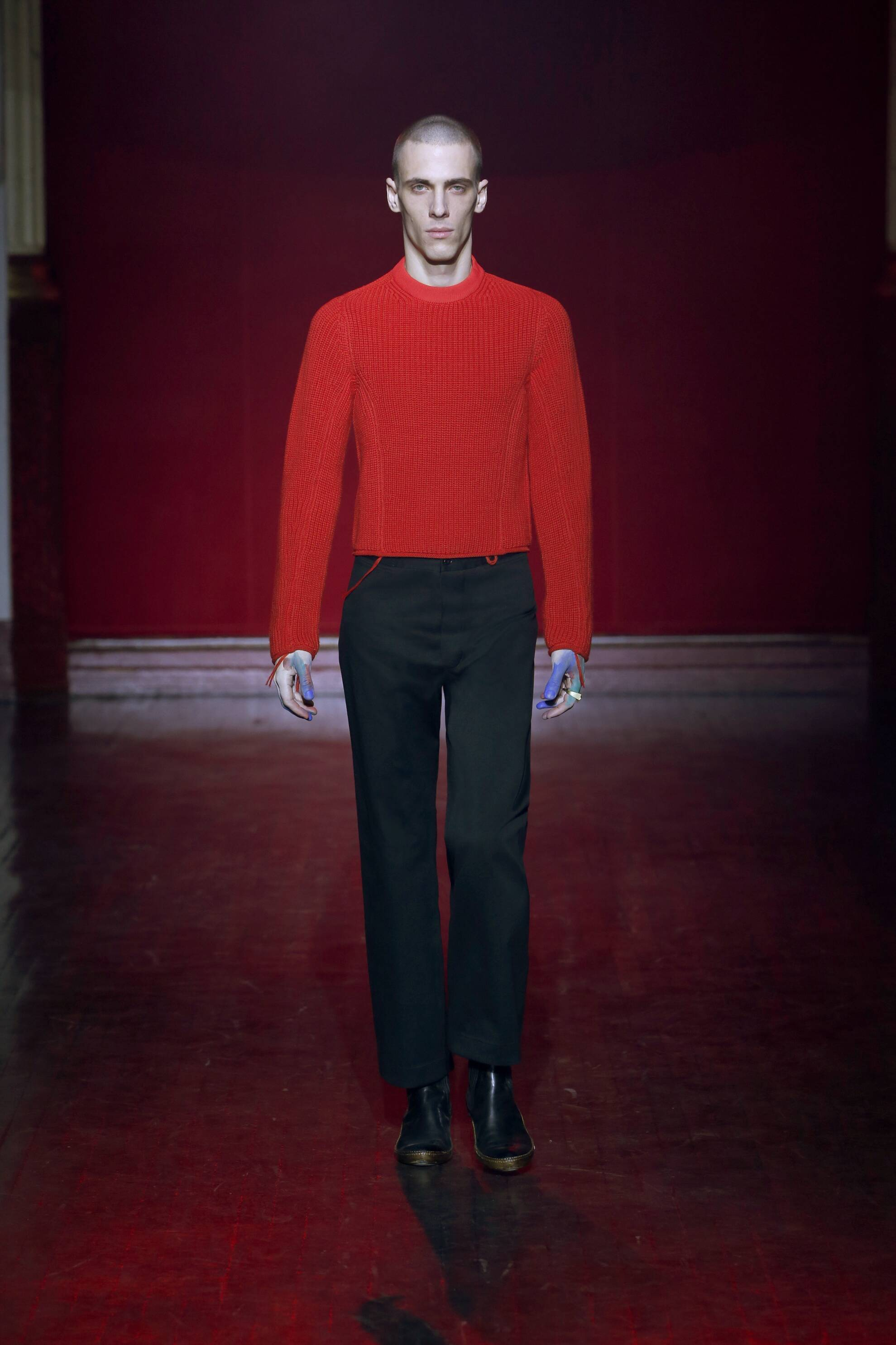 Maison Margiela Men's Collection 2015 2016