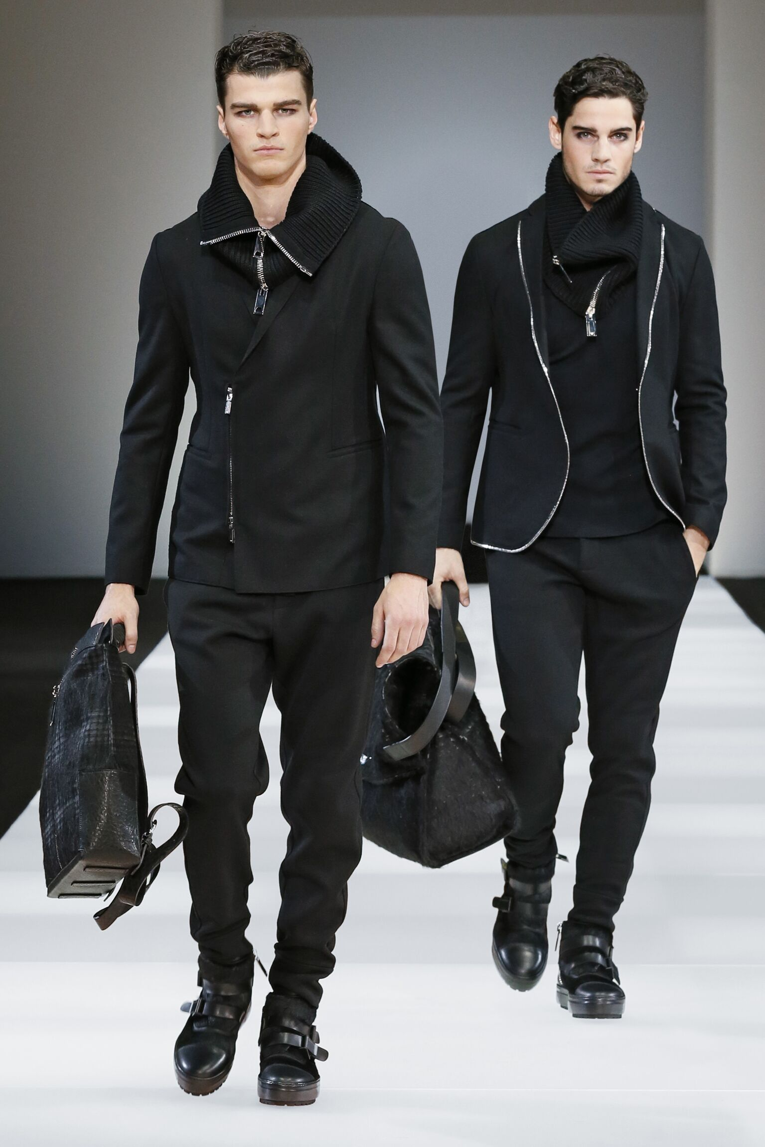 Man Style Emporio Armani