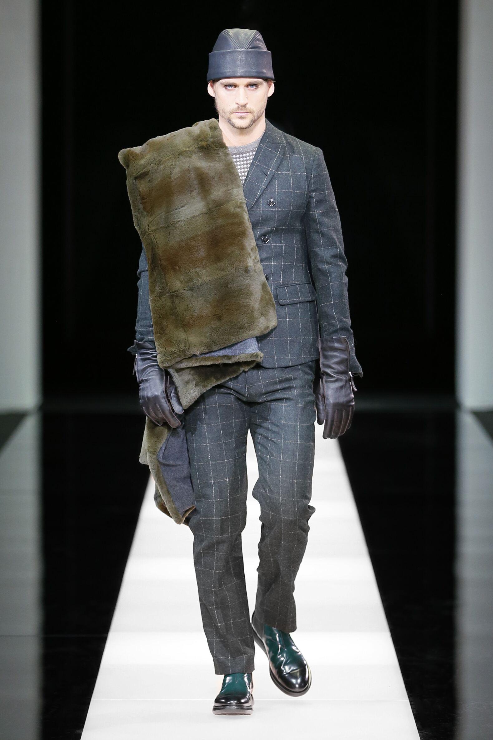 Man Style Giorgio Armani