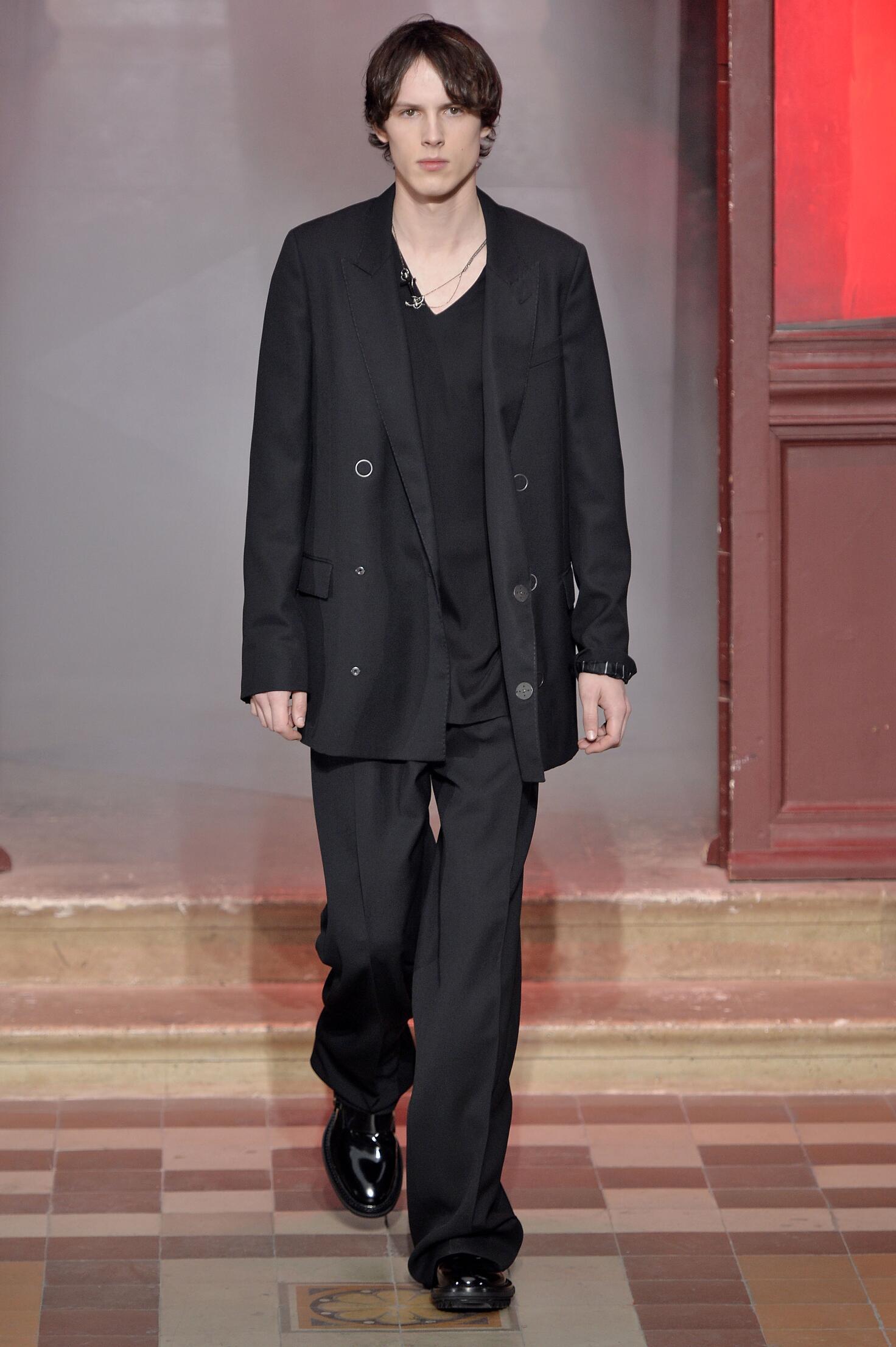 Man Style Lanvin