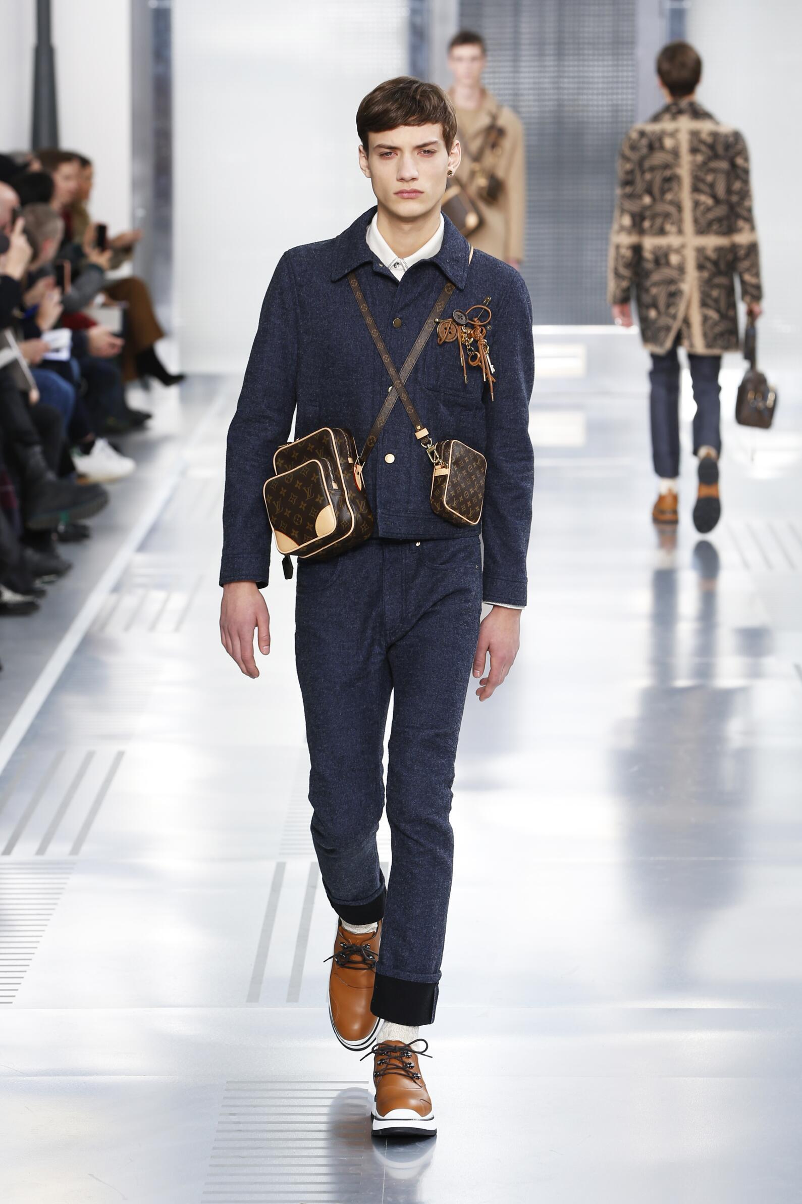 Man Style Louis Vuitton