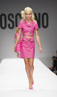 MOSCHINO SPRING SUMMER 2015 WOMEN'S COLLECTION – MILANO FASHION WEEK