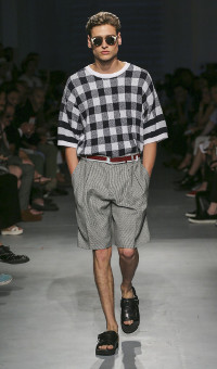 MSGM SPRING SUMMER 2015 MEN'S COLLECTION – MILANO FASHION WEEK